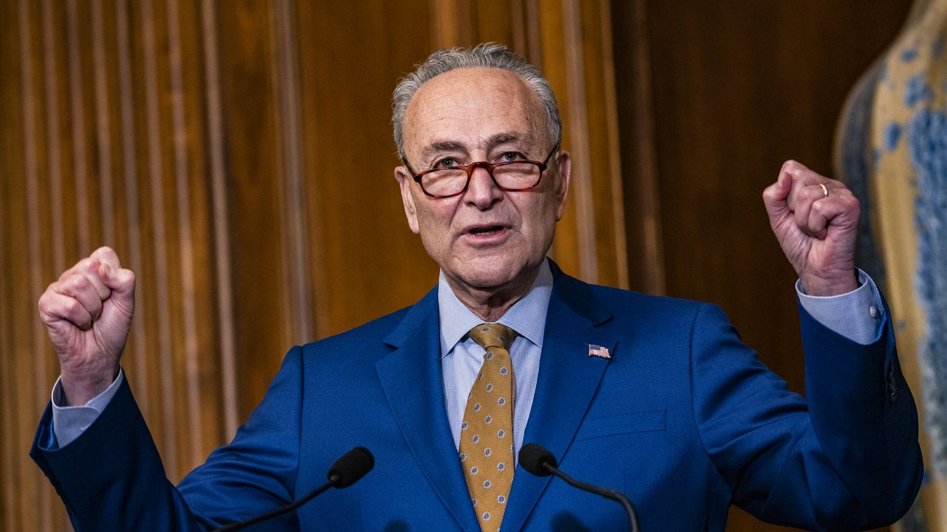 The Senate voted 68-32 on Tuesday to approve a sweeping China-focused global competition bill, overcoming Republican objections that had threatened to