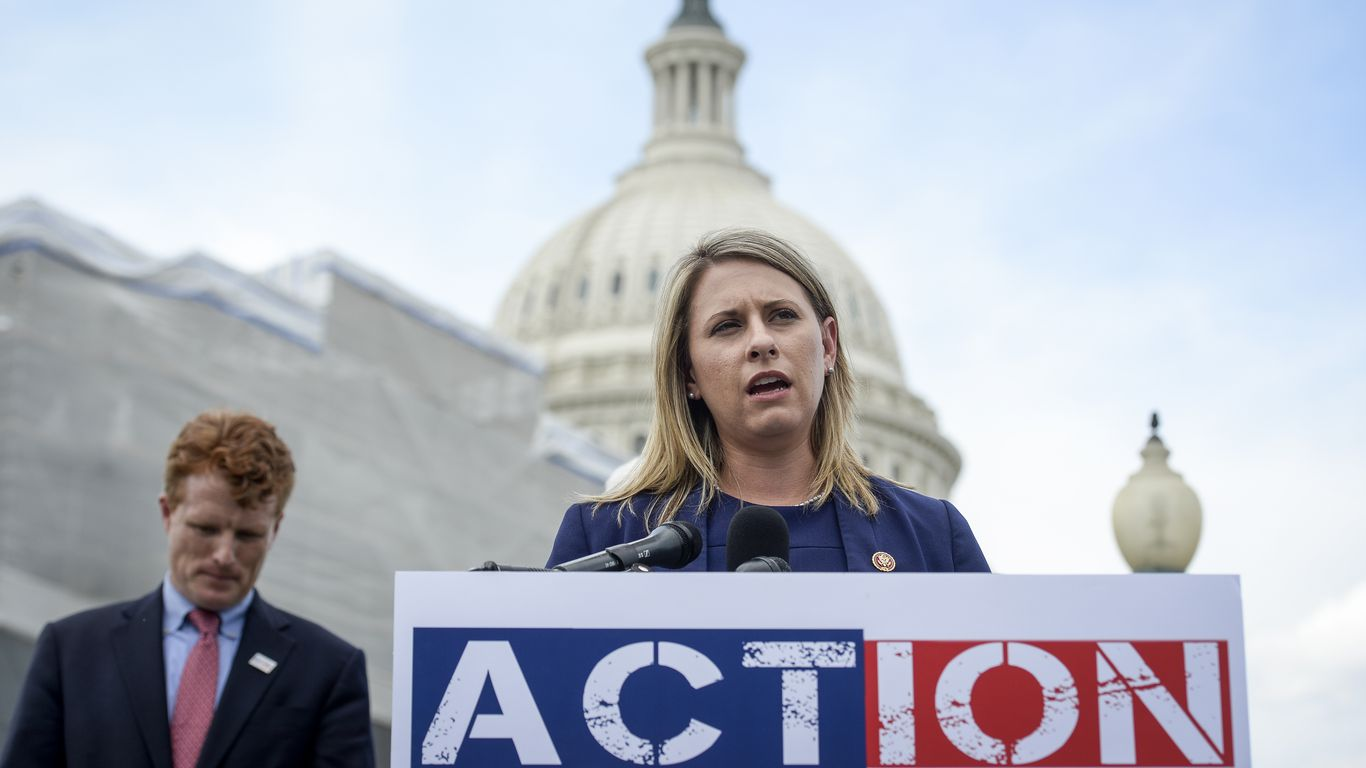 "Katie Hill sues ex-husband, Daily Mail, RedState over ""nonconsensual porn"""