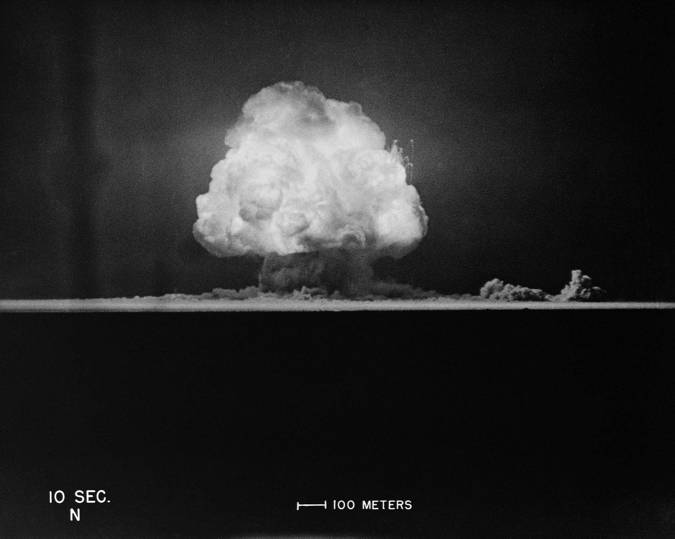 The dire lessons of the first nuclear bomb test