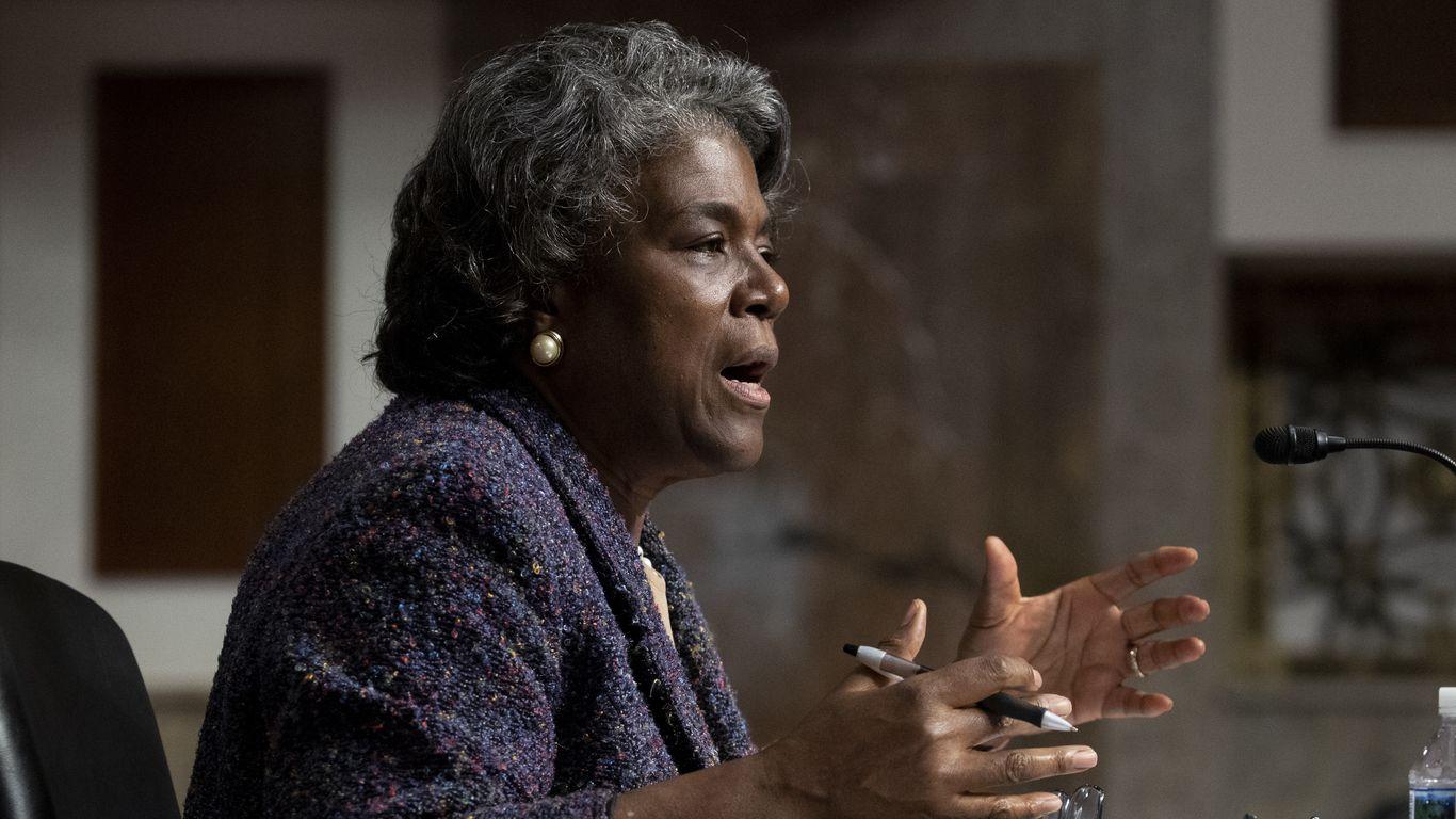 Senate confirms Linda Thomas-Greenfield as UN ambassador thumbnail