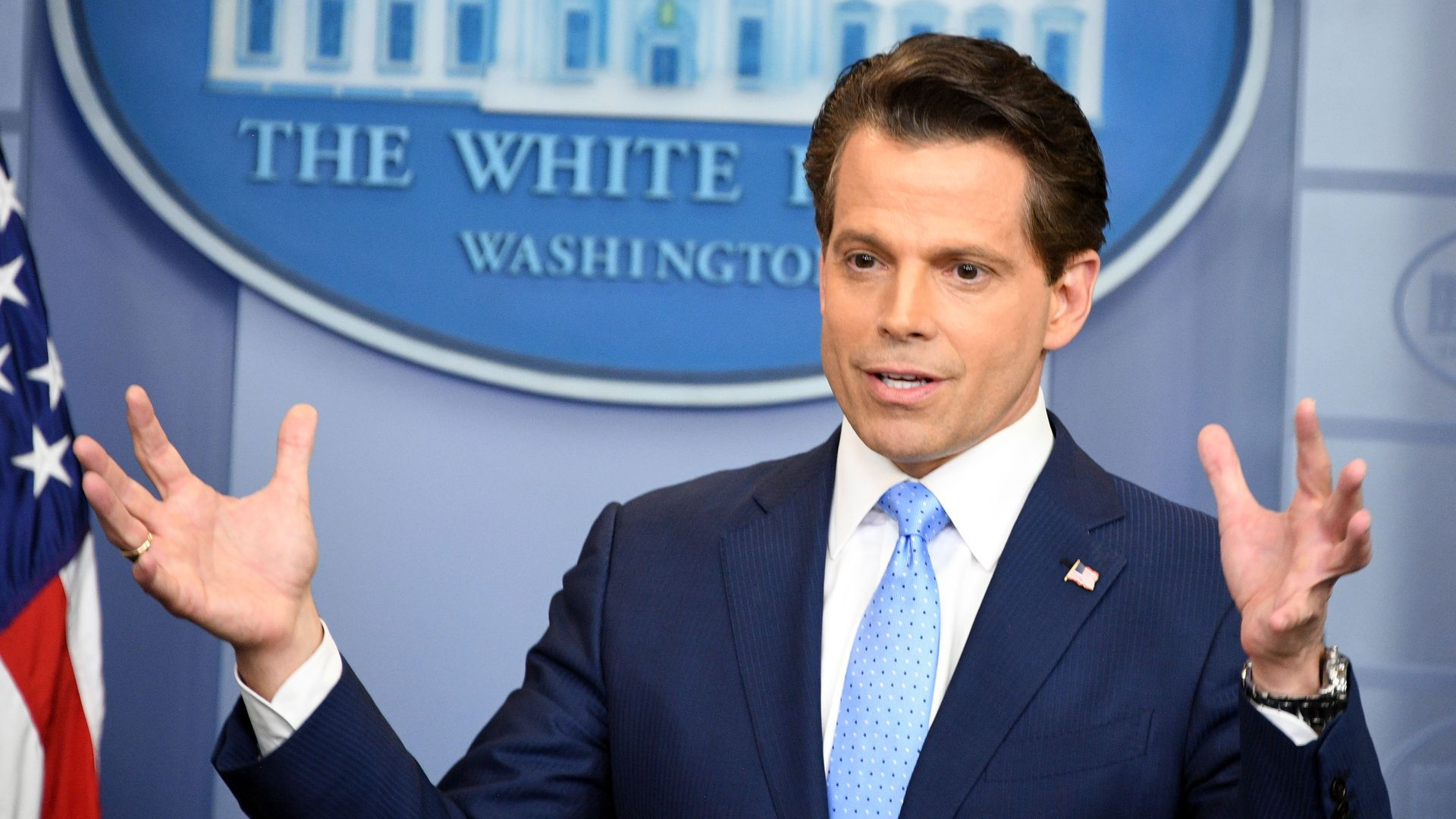 New On Hbo May 2020 Anthony Scaramucci says Trump may need to be replaced for 2020   Axios