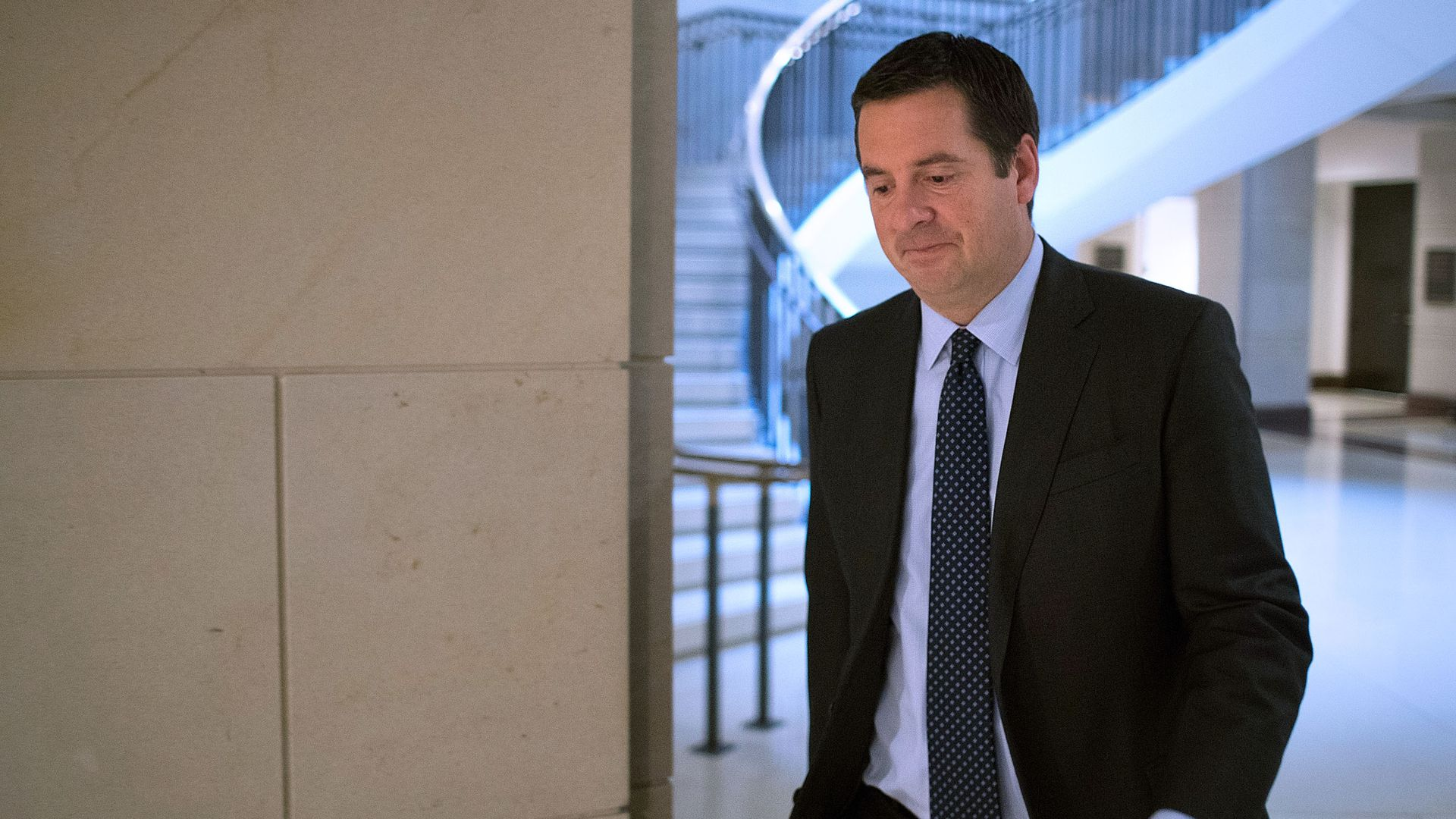 House Intelligence Committee Chairman Devin Nunes.