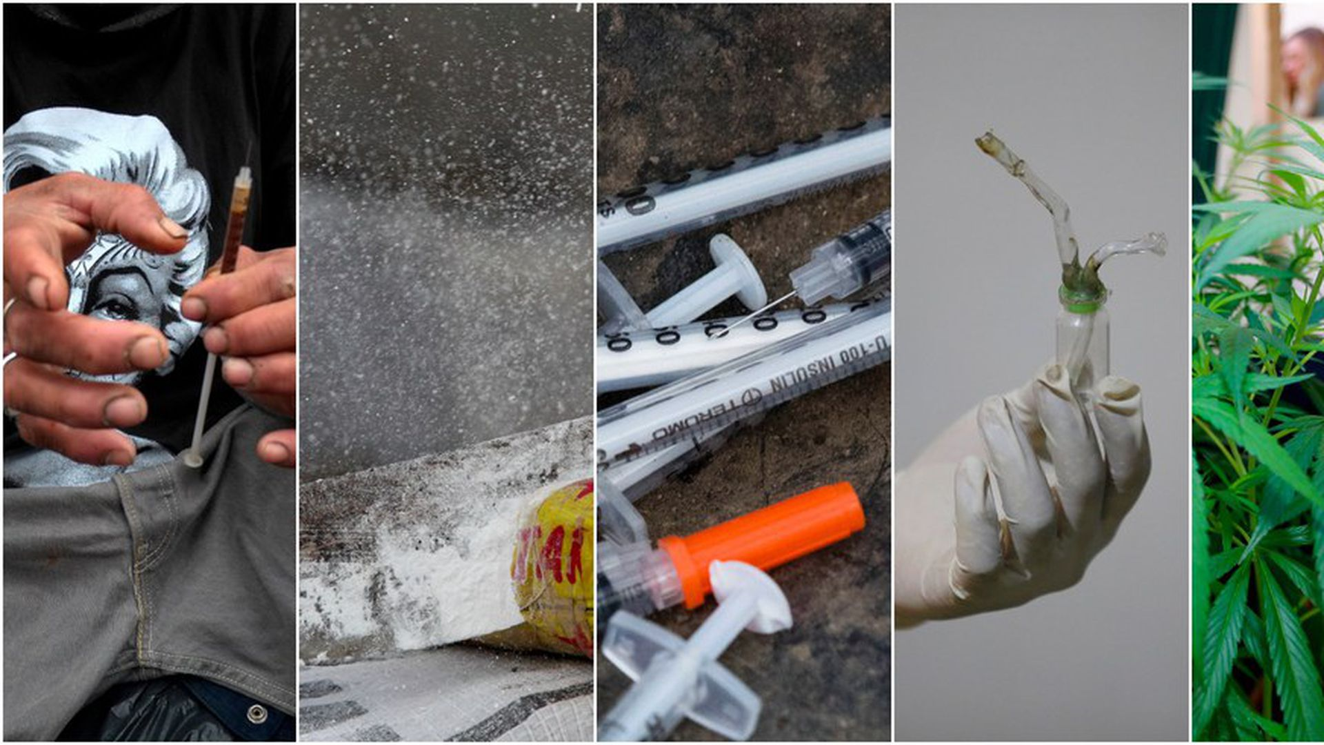 The drugs that could get you the harshest prison sentences