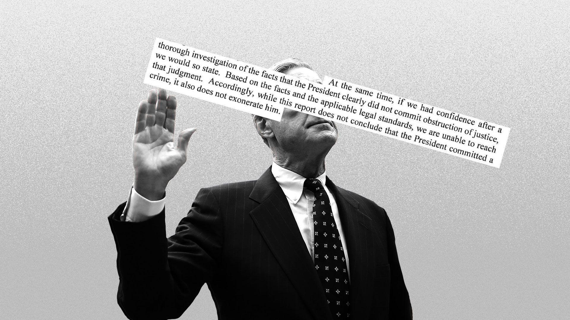 5 Investigates Big Discrepancies In >> 7 Takeaways From The Mueller Report Axios