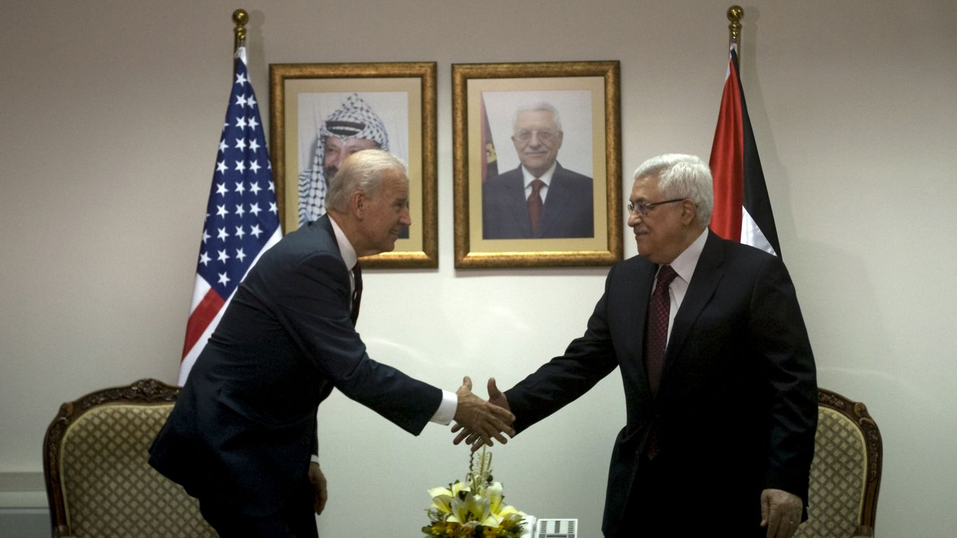 U.S. and Palestinians re-engage after 3-year freeze thumbnail