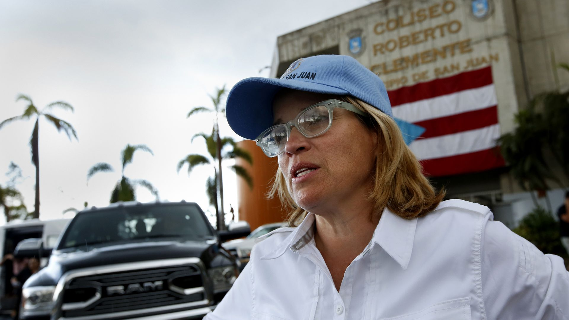 Carmen Yulin Cruz.