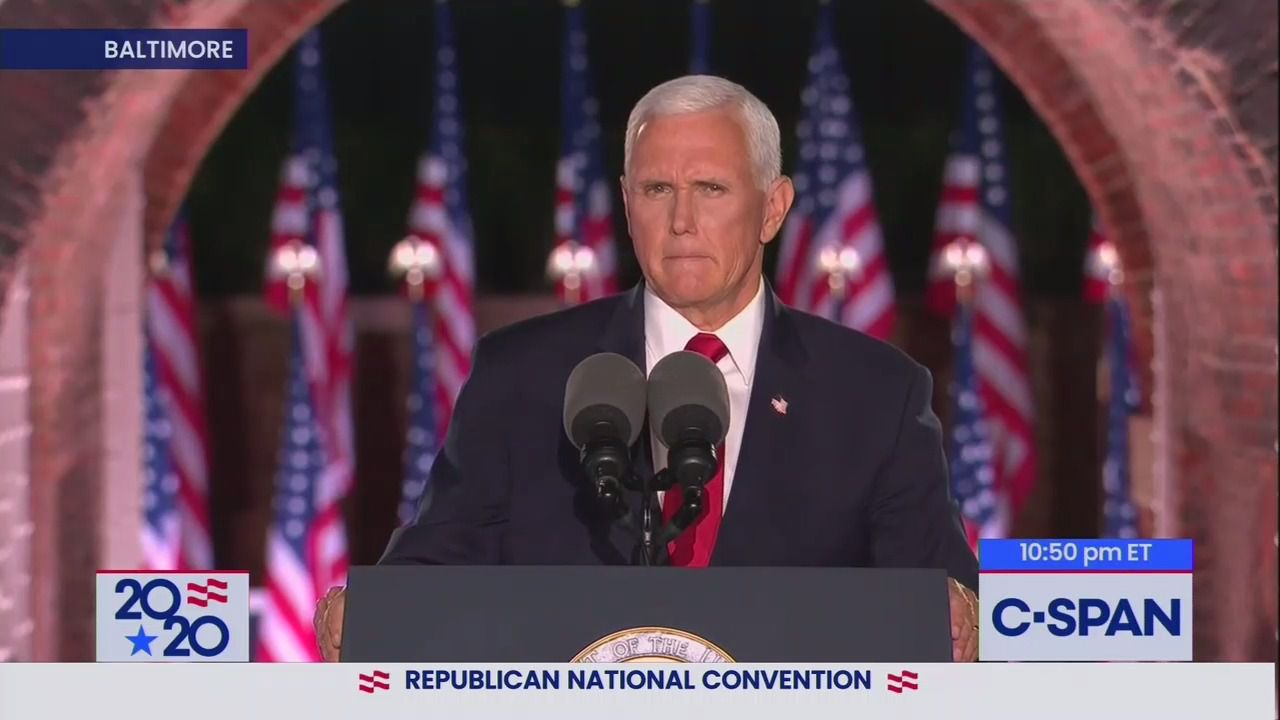 2020 Republican National Convention: Night 3 Recap - cover