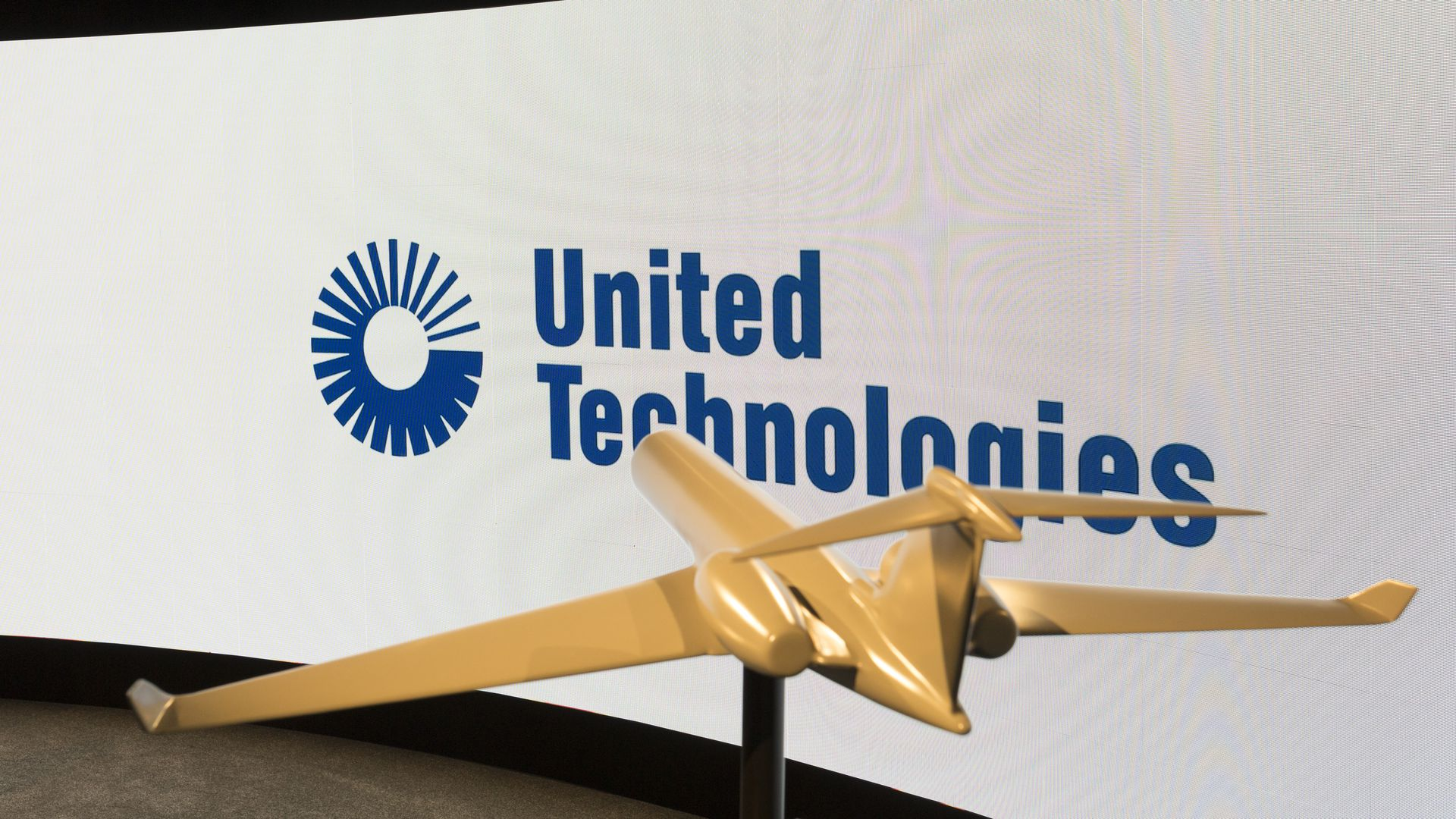 United Technologies presentation at the Farnborough Airshow