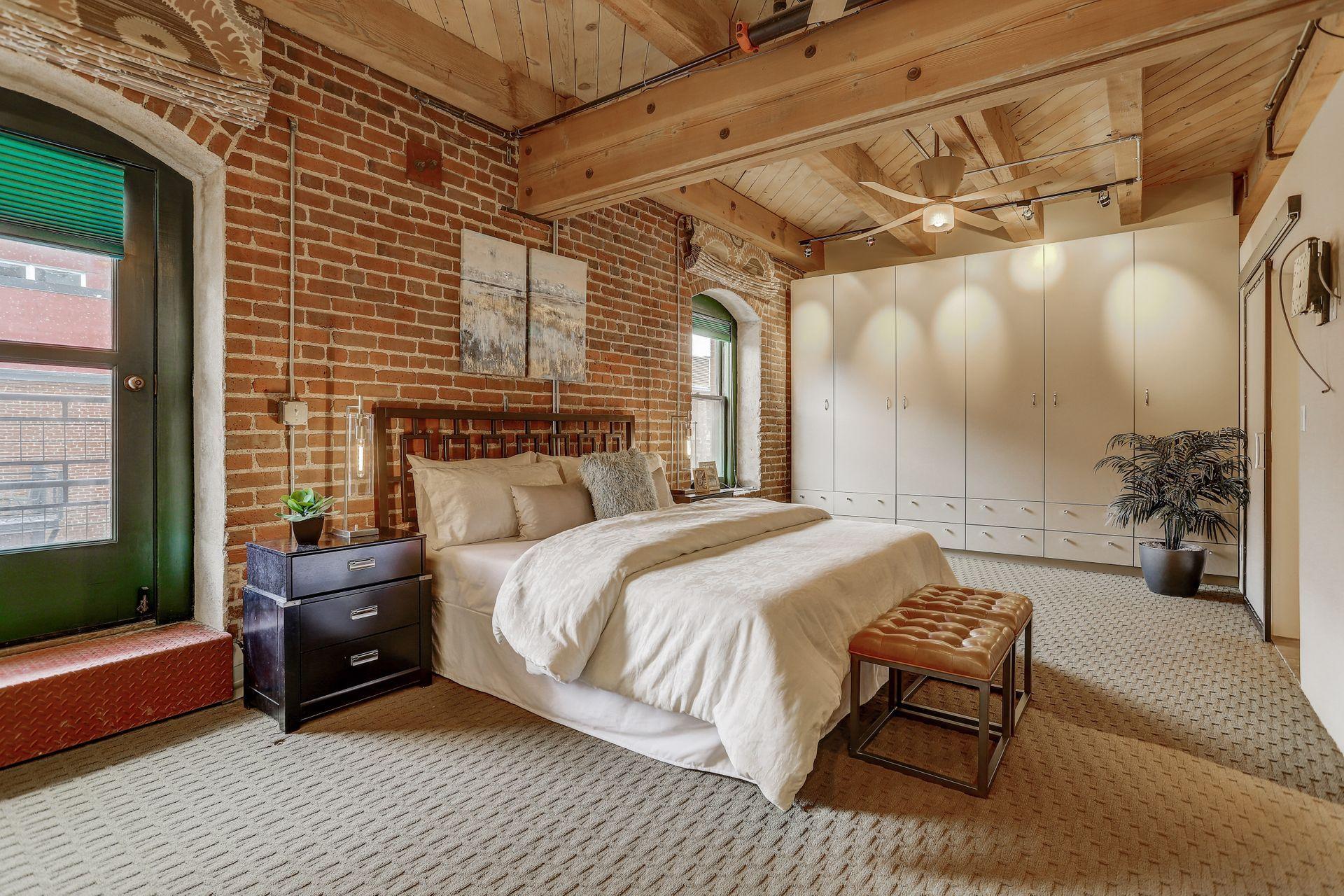 1792 Wynkoop Street, #502 bedroom