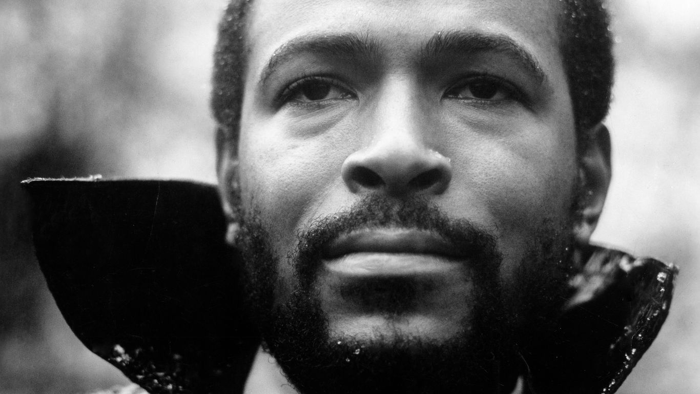 """Marvin Gaye's """"What's Going On"""" is still asking hard questions at 50"""