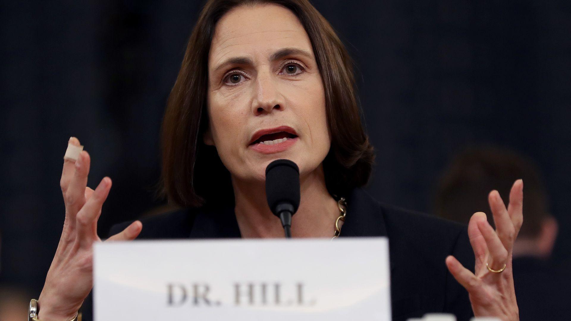 The impeachment inquiry's closing arguments