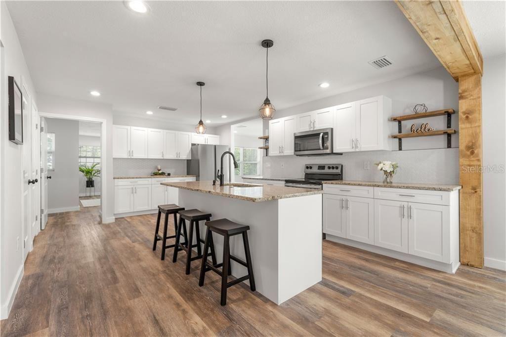 4904 E. Okara Road interior/kitchen