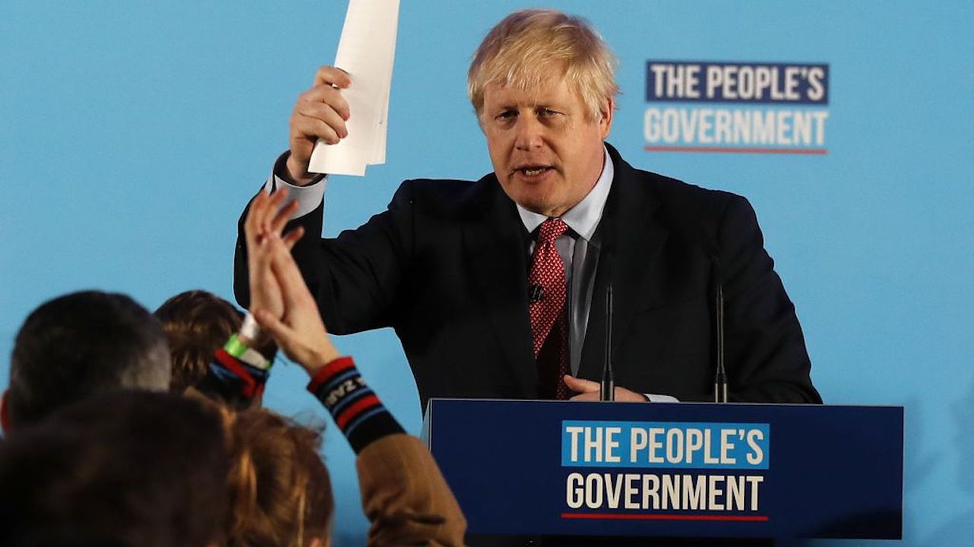 Why Boris Johnson's victory could be a warning for liberal U.S. Democrats ahead of 2020