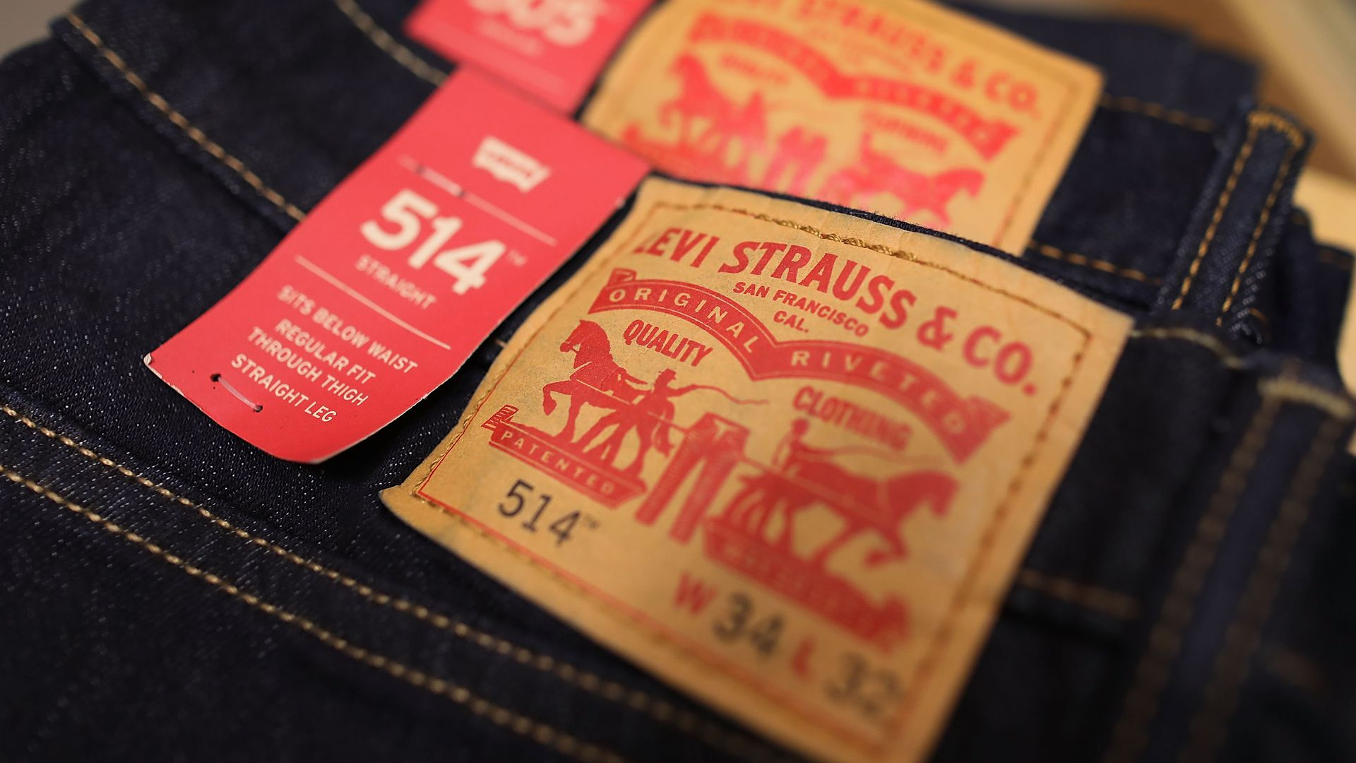 Levi strauss ipo press release