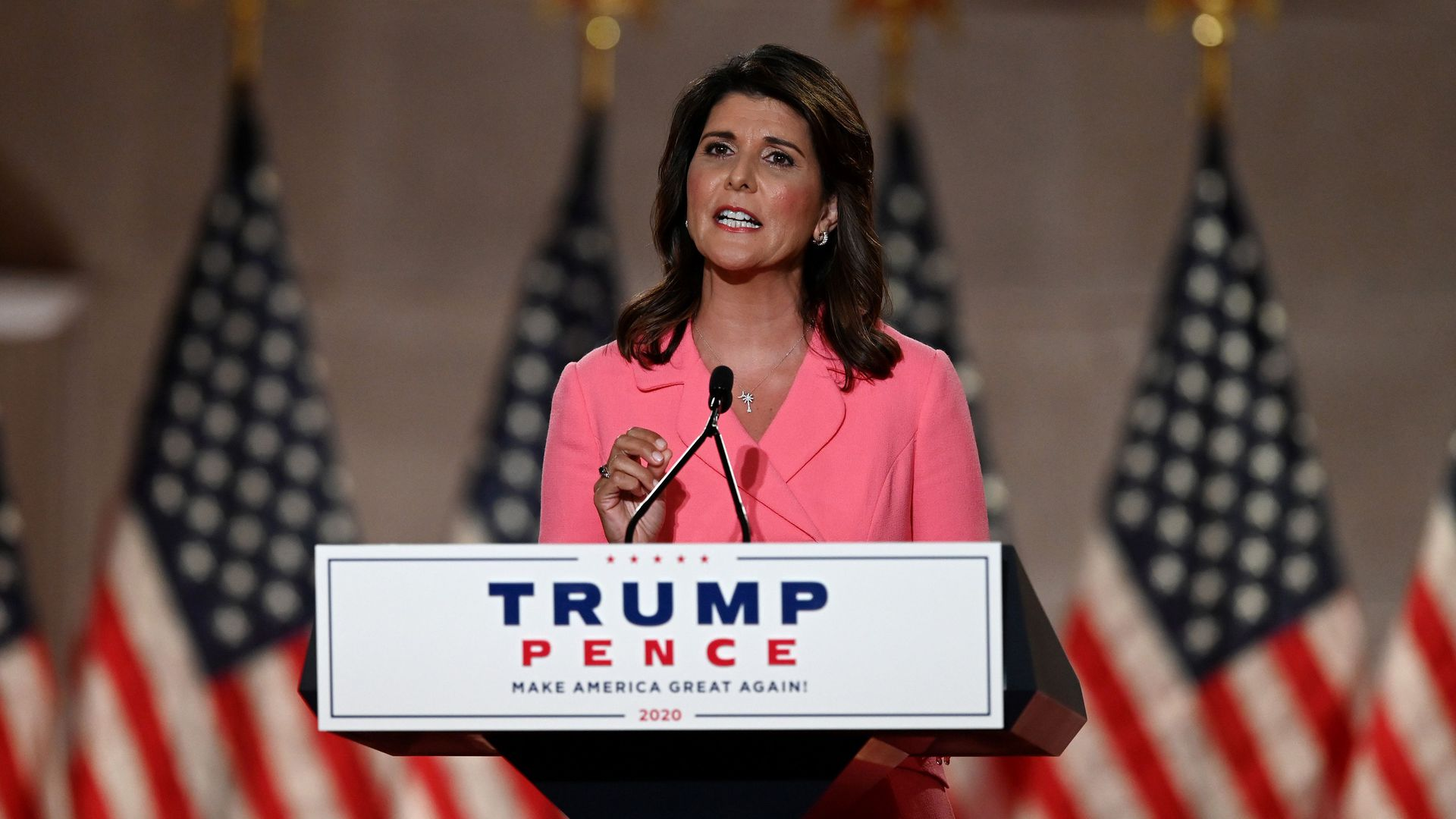 AXIOS – Nikki Haley's new PAC steers clear of Trump brand