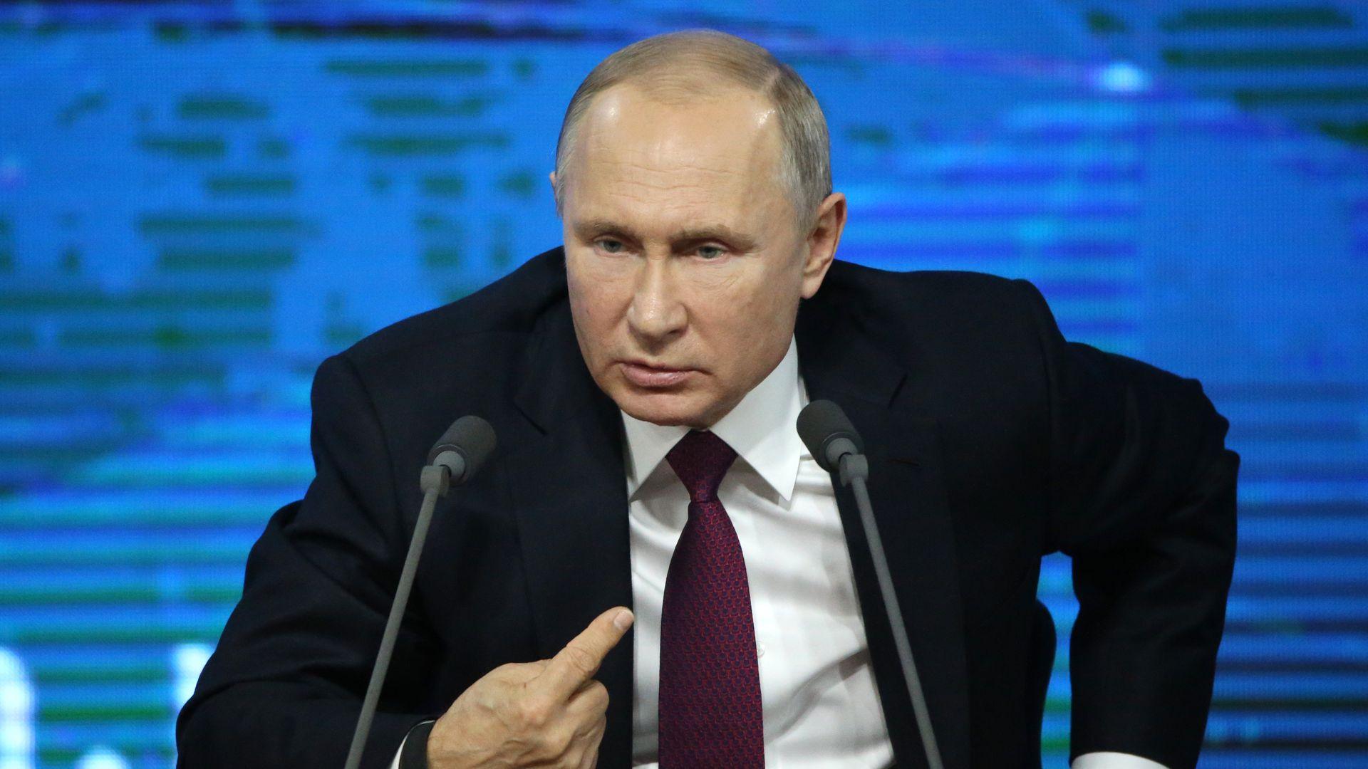 YouTube evades Putin's media chokehold - Axios