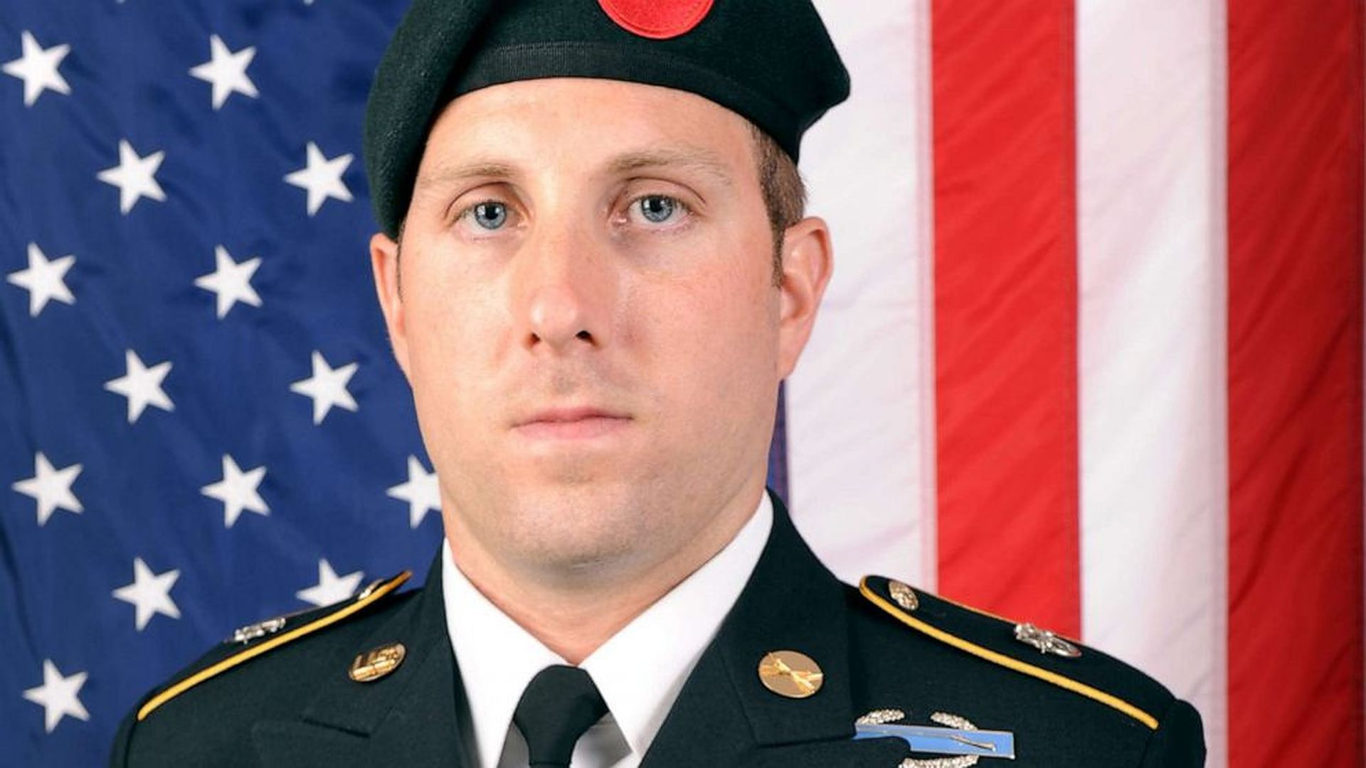 Sgt. 1st Class Michael James Goble, 33, a U.S. Special Forces Soldier, died in Afghanistan, December 23rd