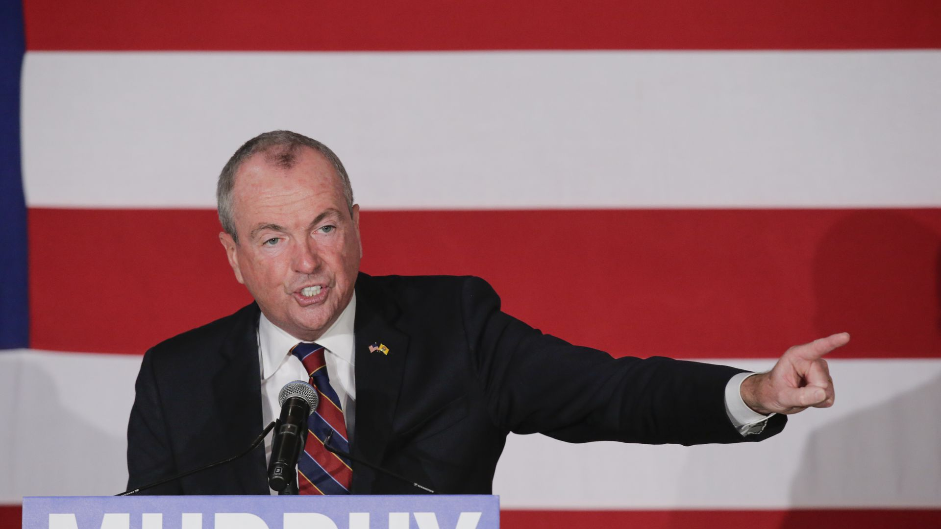 Gov. Phil Murphy has signed $15 minimum wage legislation. Photo: Eduardo Munoz Alvarez / Getty