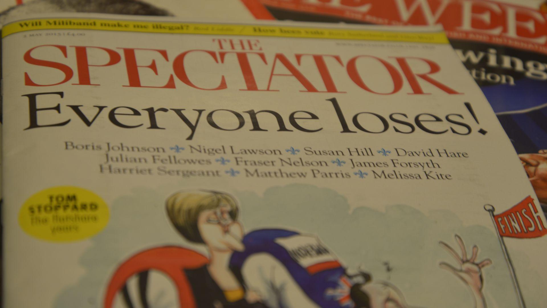 The Spectator UK publishing