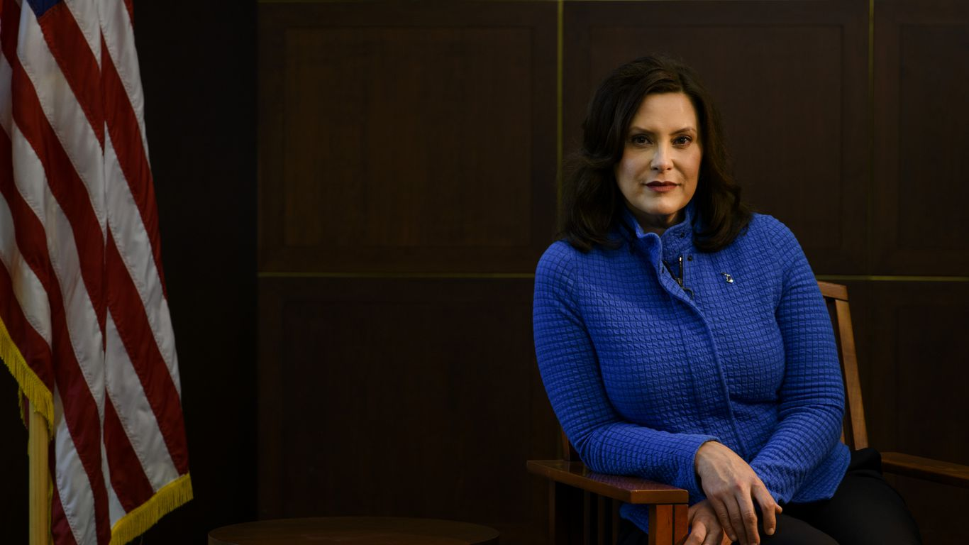 6 people charged in plot to kidnap Michigan Gov. Gretchen Whitmer
