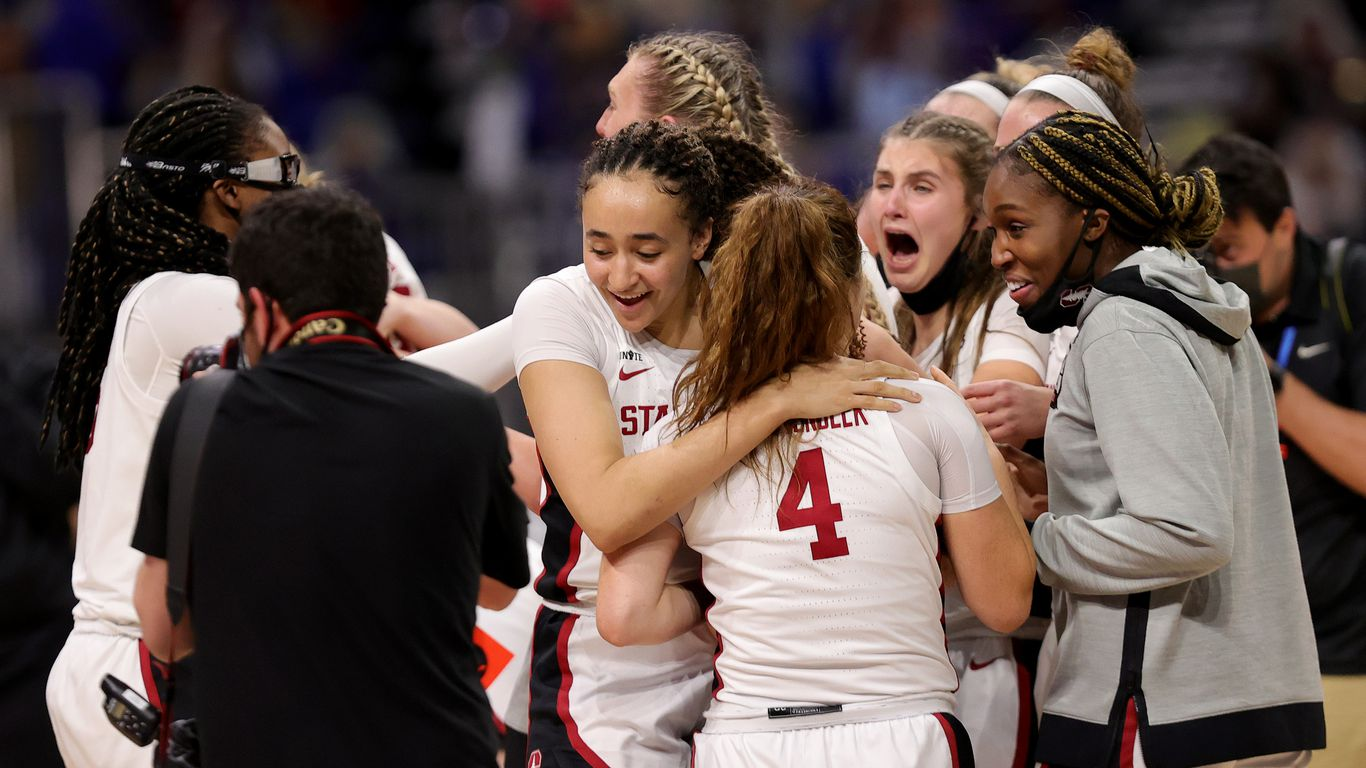 In photos: Stanford beats Arizona to win first NCAA women's basketball title in 29 years thumbnail
