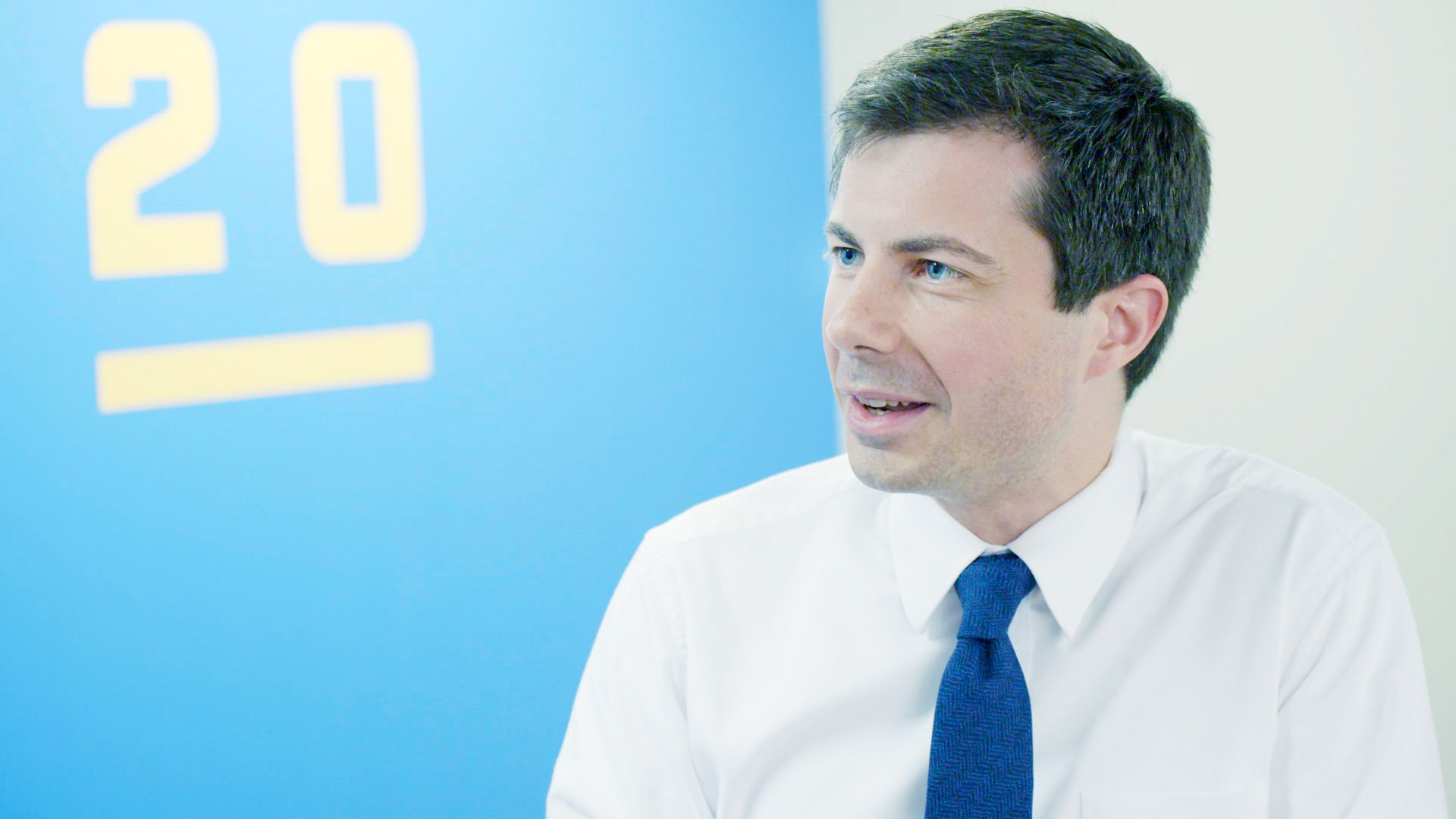 """""""I don't think he cares if it gets better"""": Pete Buttigieg talks Trump's border policy"""