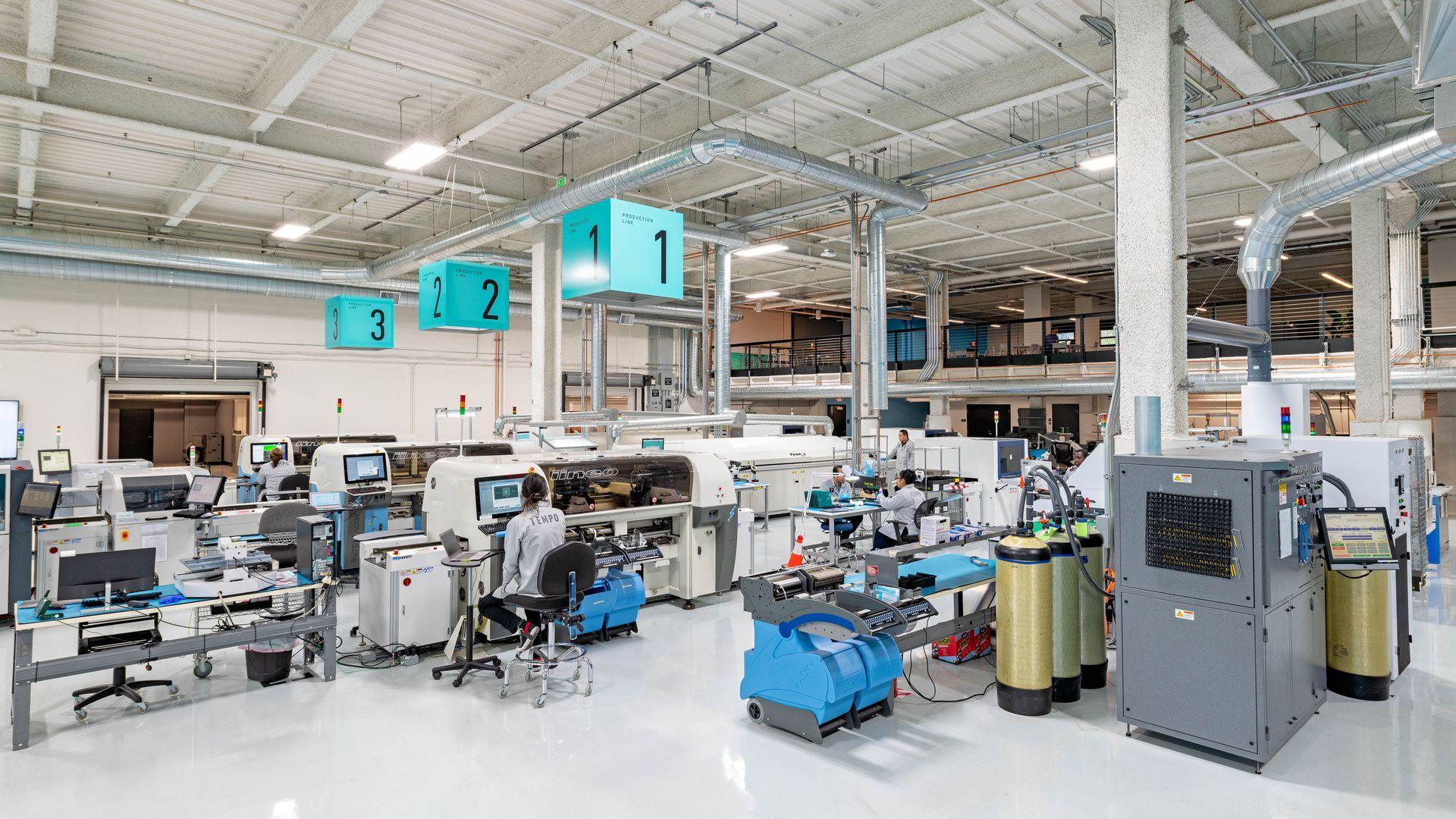 Mini laboratory