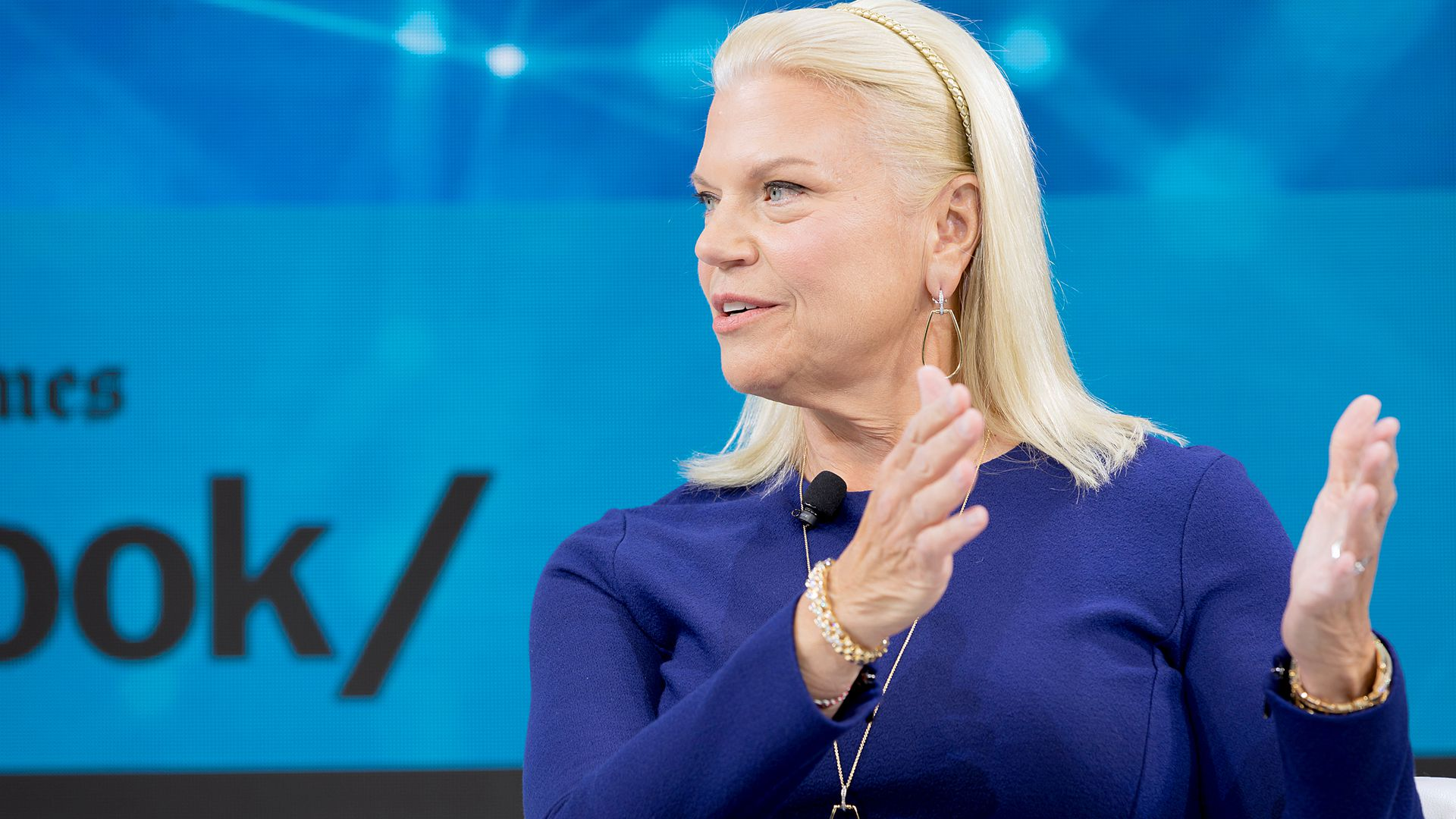 Rometty to step down as IBM CEO in April