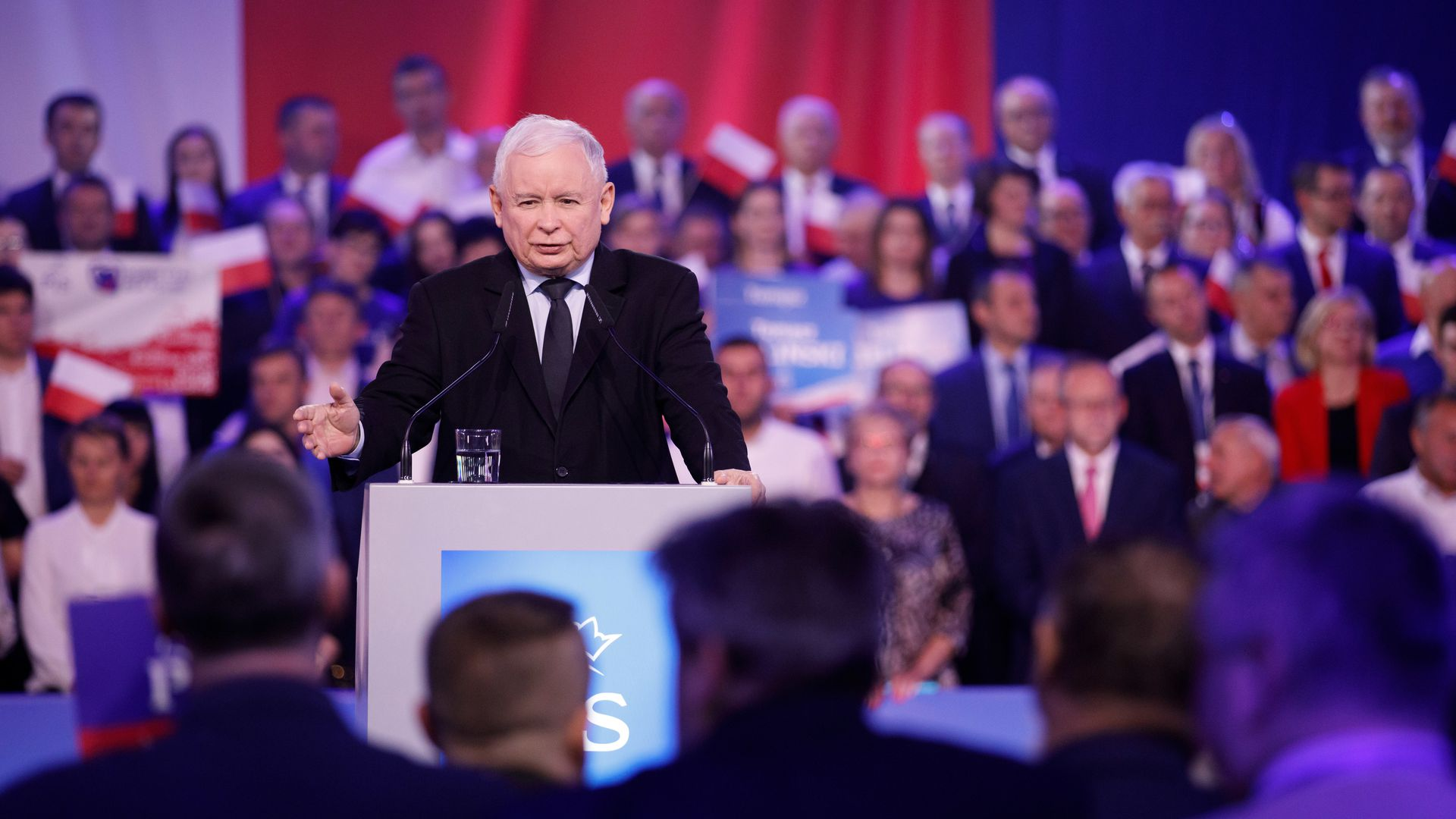 Leader of Poland's law and justice party