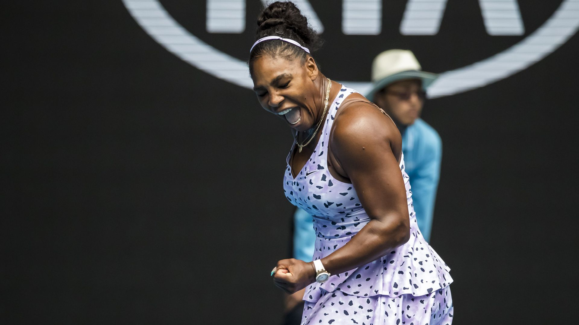 Australian Open 2020: Serena Williams one win shy of tying Margaret Court's record
