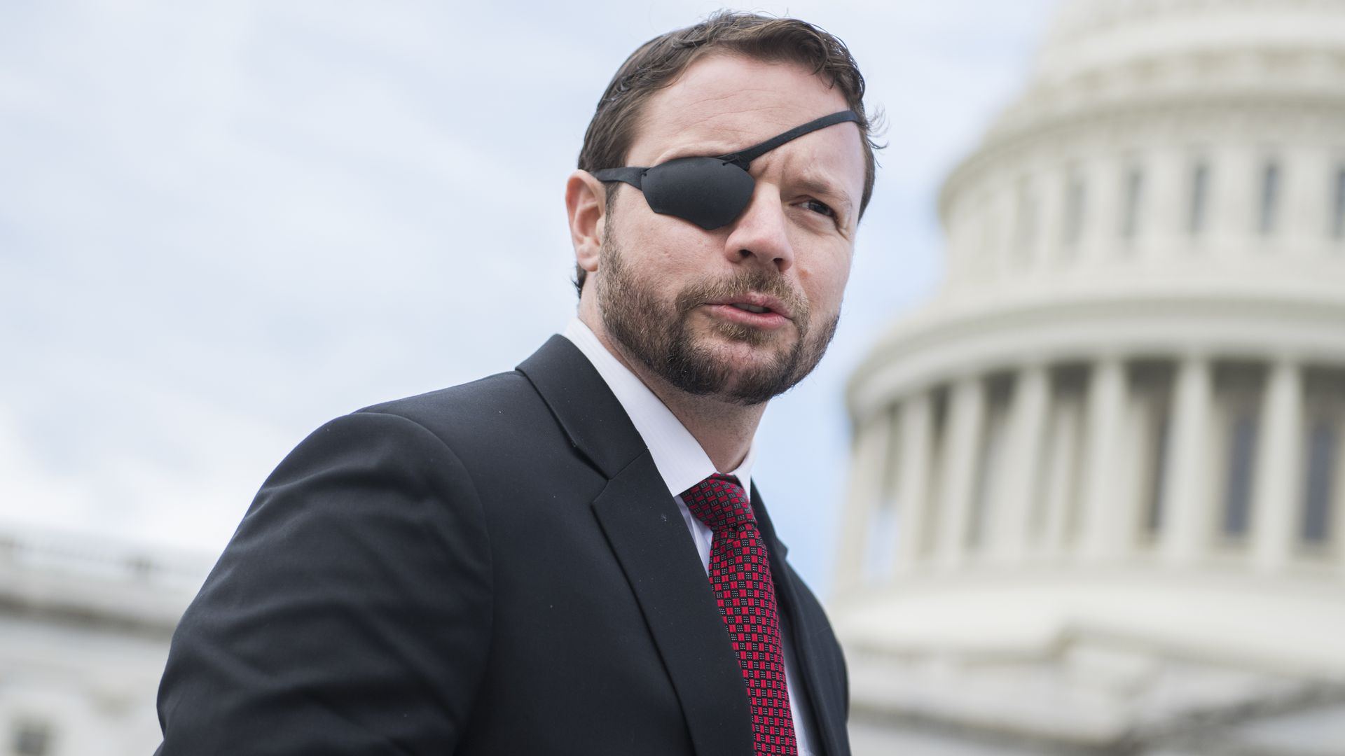 Dan Crenshaw himself.