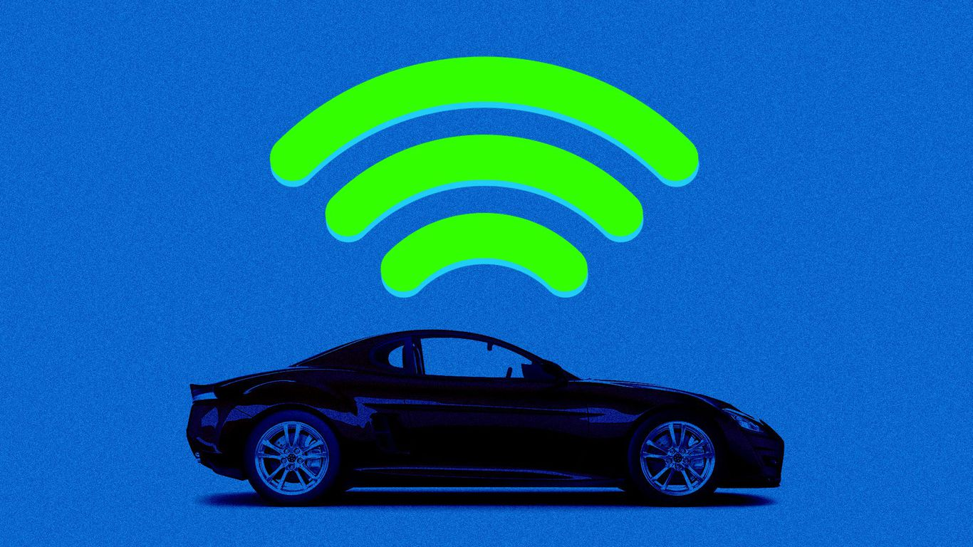 Cloud-based cars powered by 5G and new computers are on the way