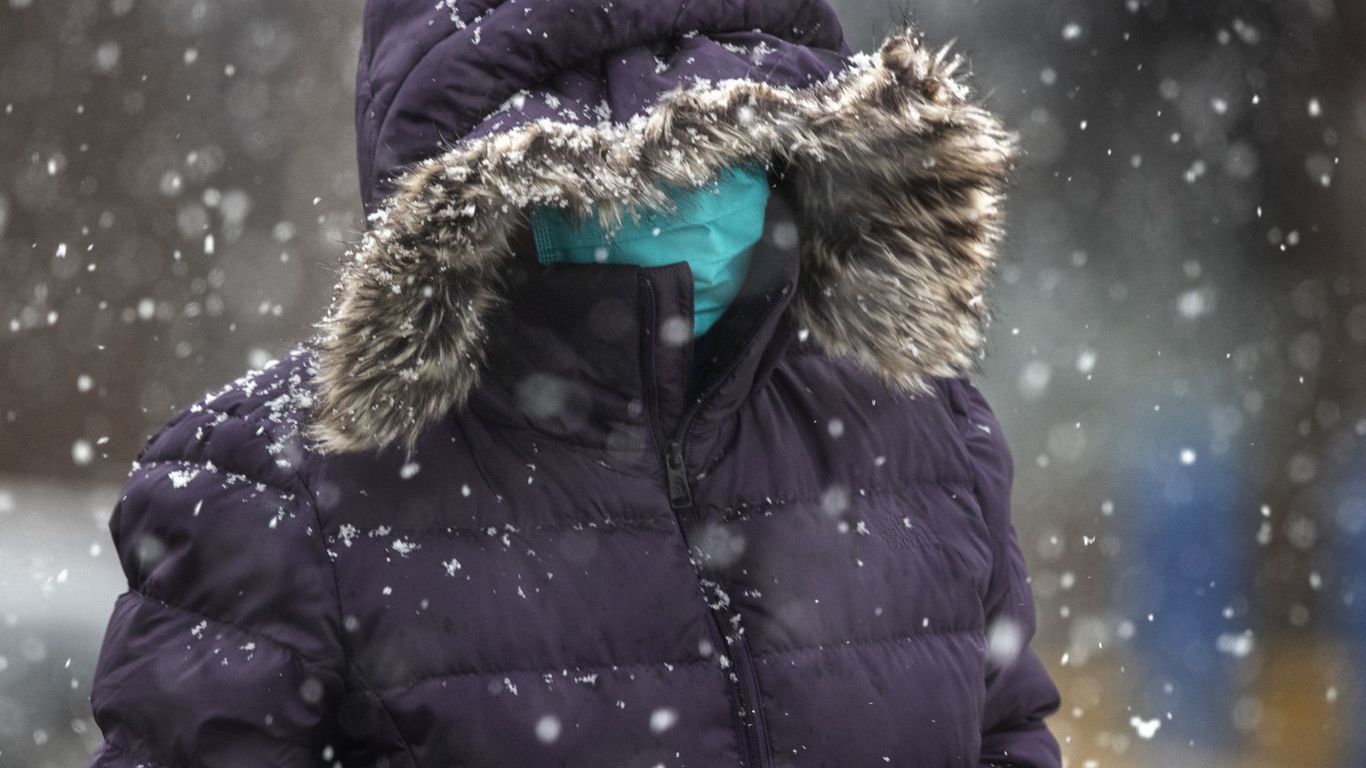 A dual coronavirus and flu threat is set to deliver a winter from hell thumbnail