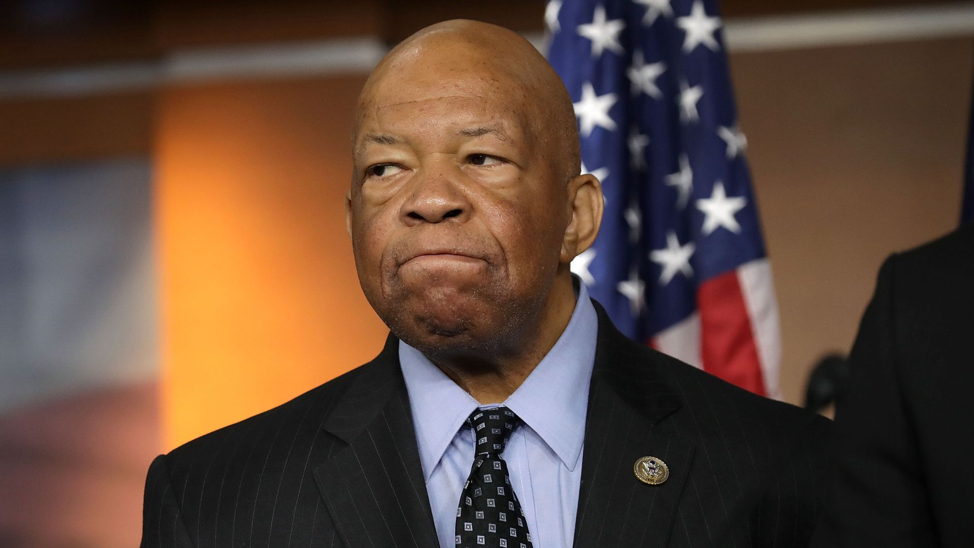 House Oversight and Government Reform Committee ranking member Rep. Elijah Cummings.