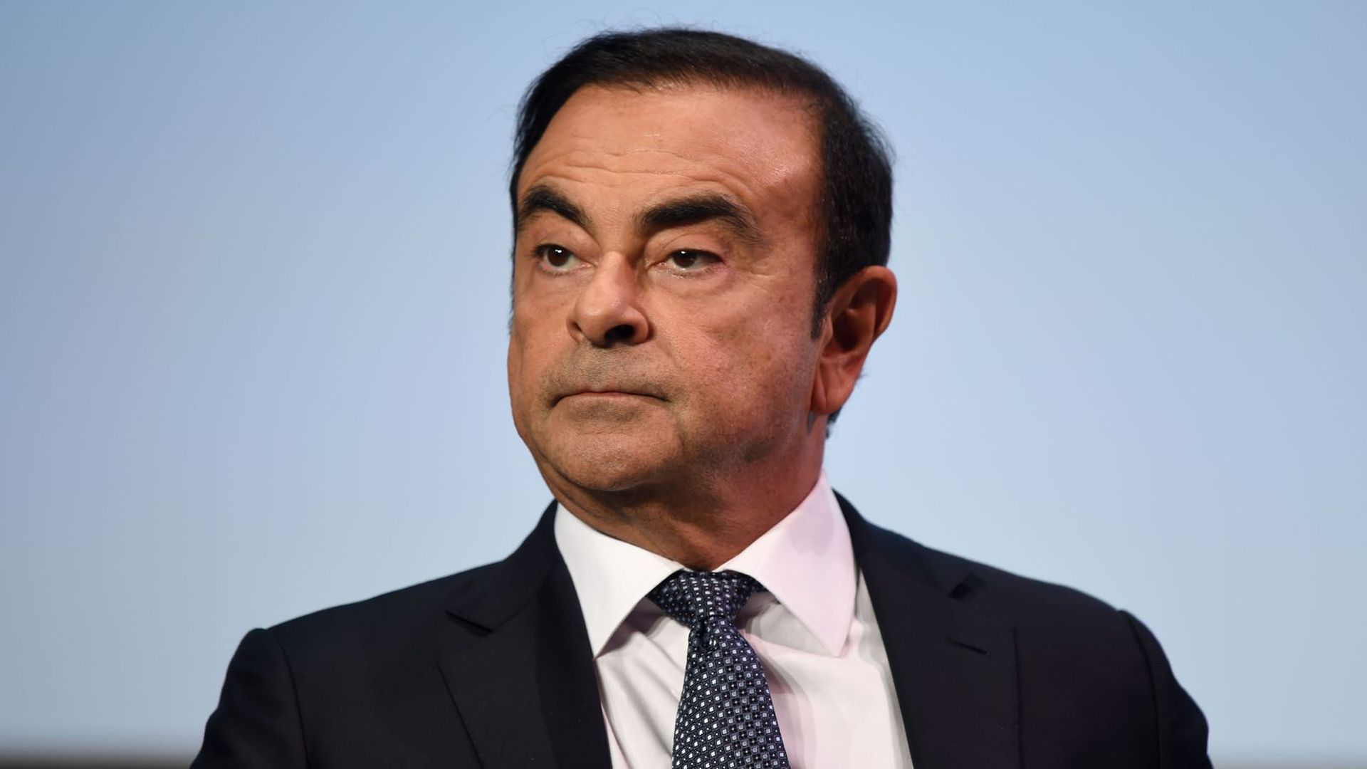 Former Nissan Motor Co boss Carlos Ghosn says he's innocent of all the charges against him.