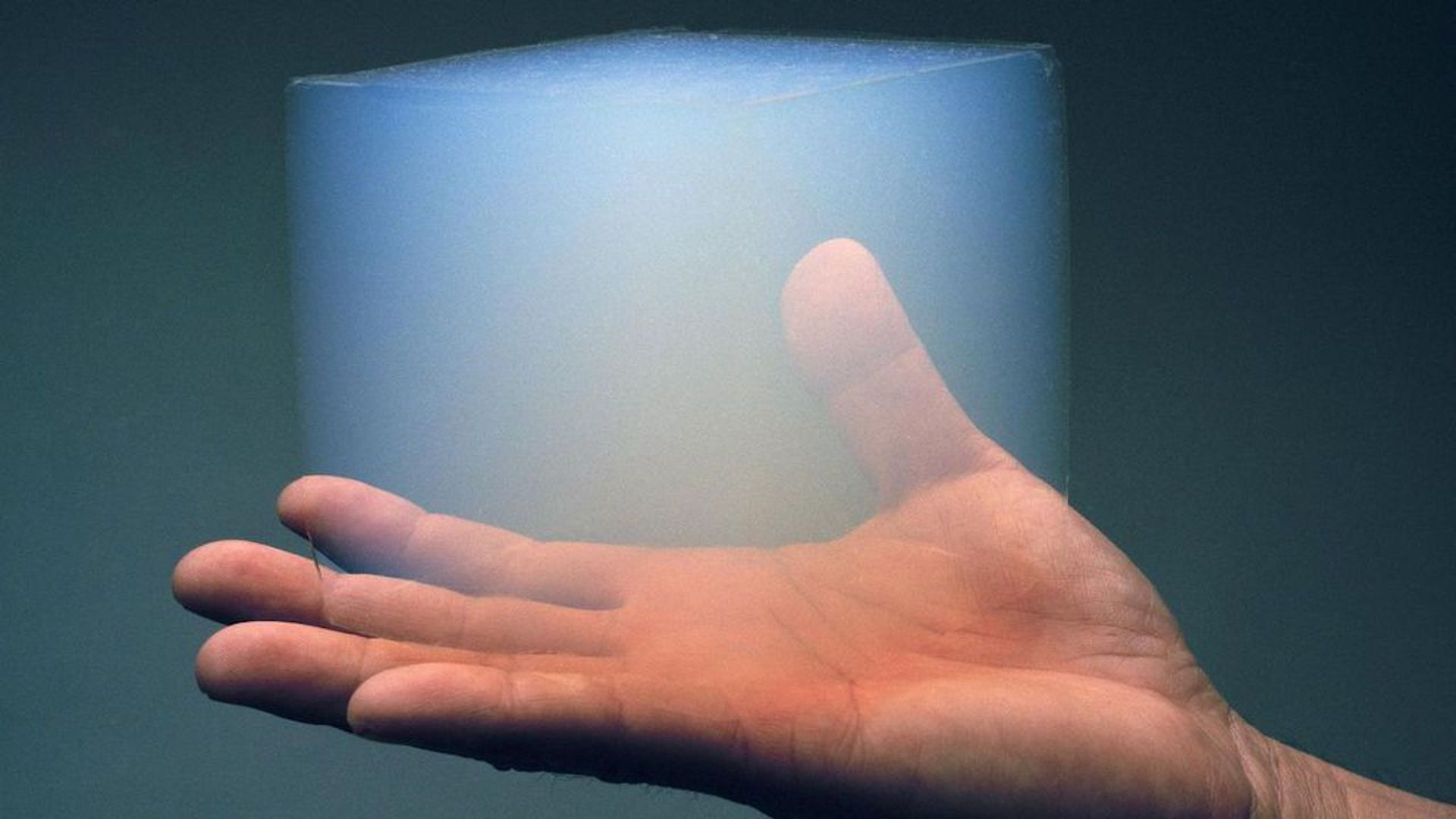 Aerogel that could make Mars inhabitable