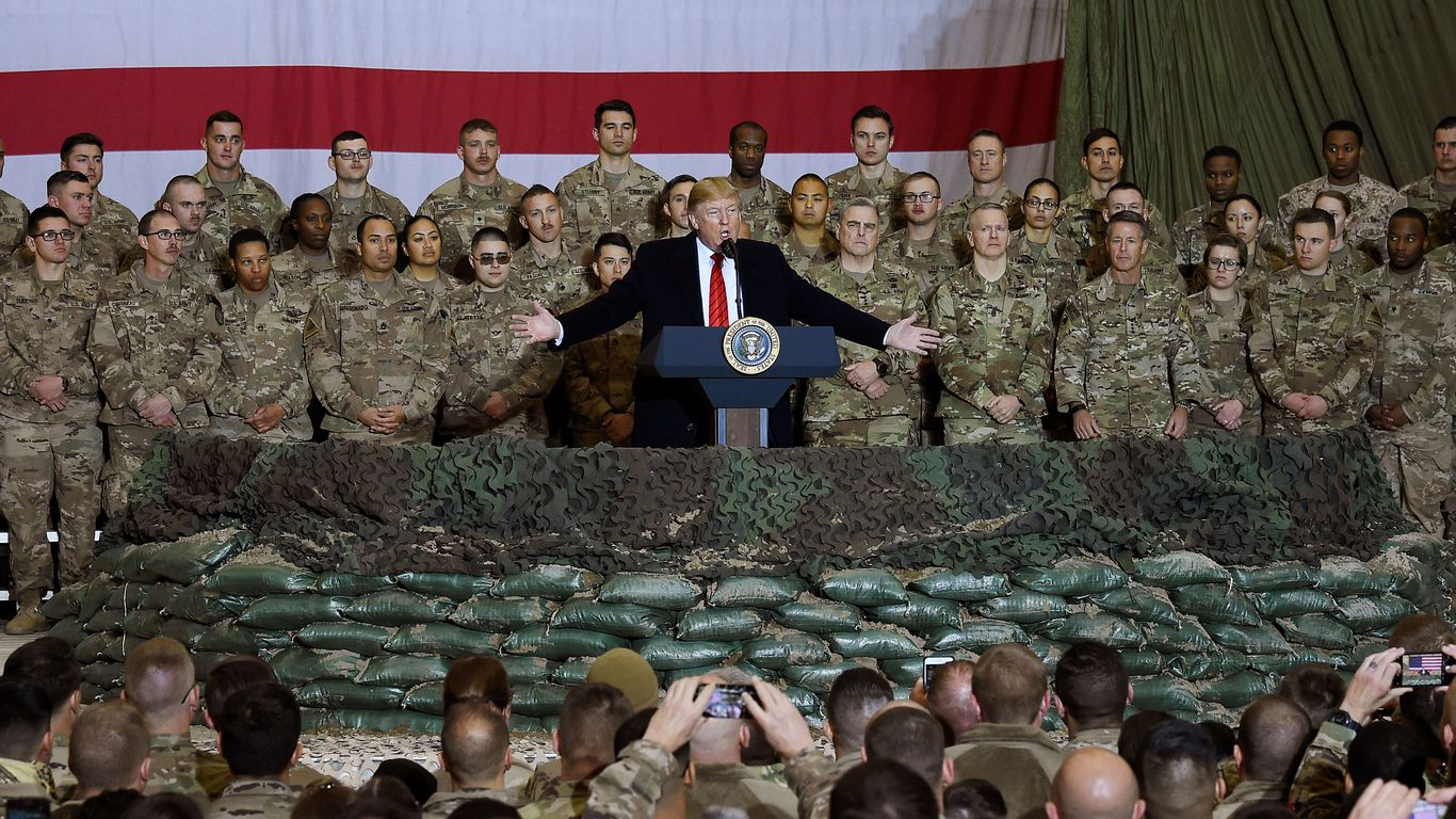 Trump's last-minute foreign policy whirlwind thumbnail