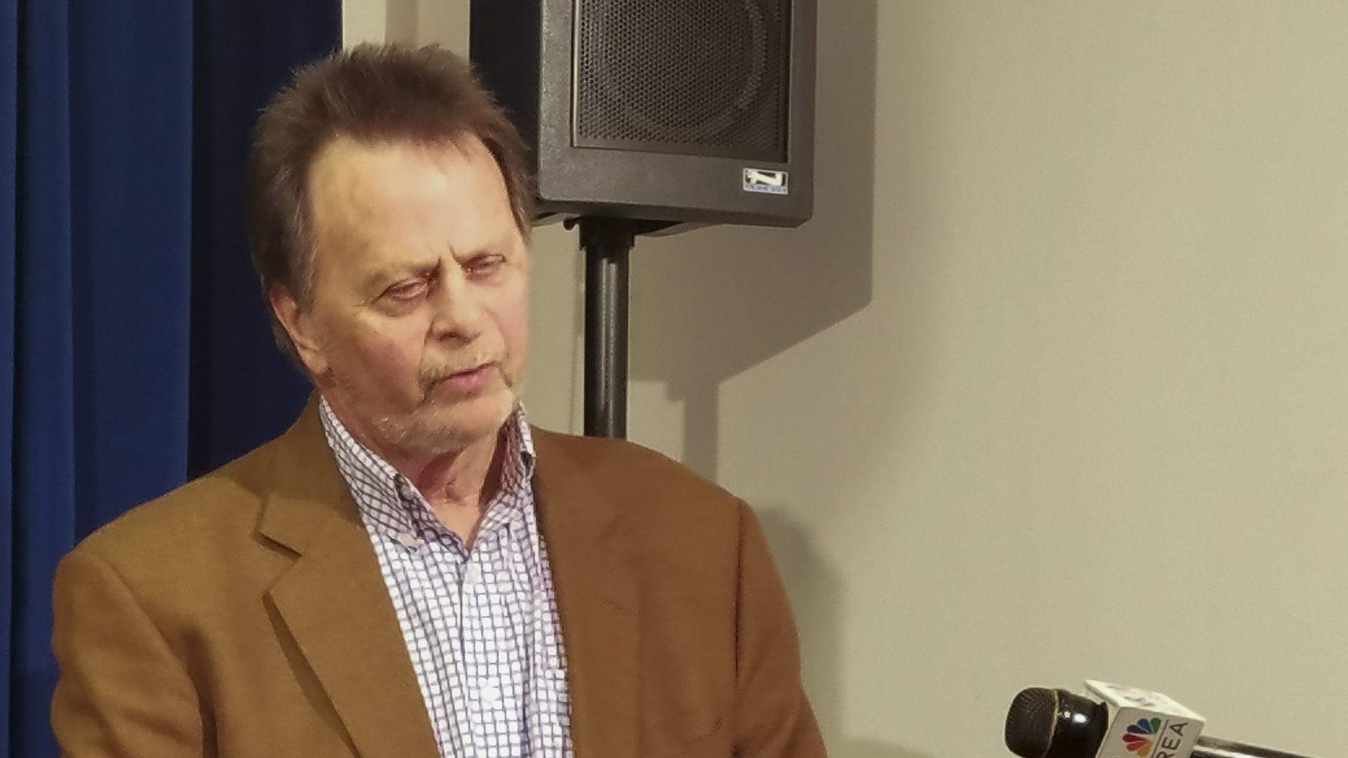 Edwin Hardeman, who sued Bayer.