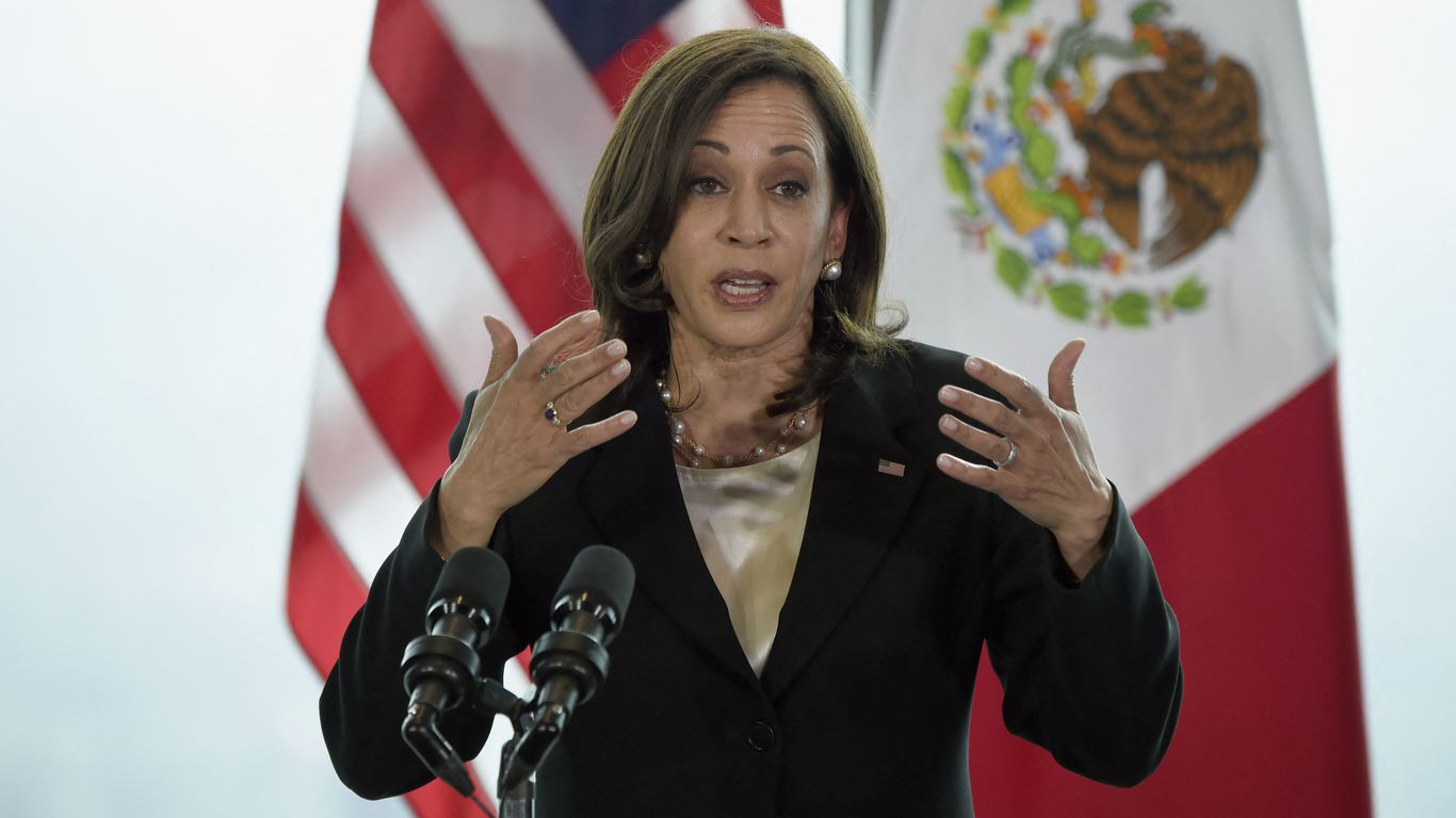 Harris avoids optics of vaccine-for-immigration quid pro quo with Mexico thumbnail