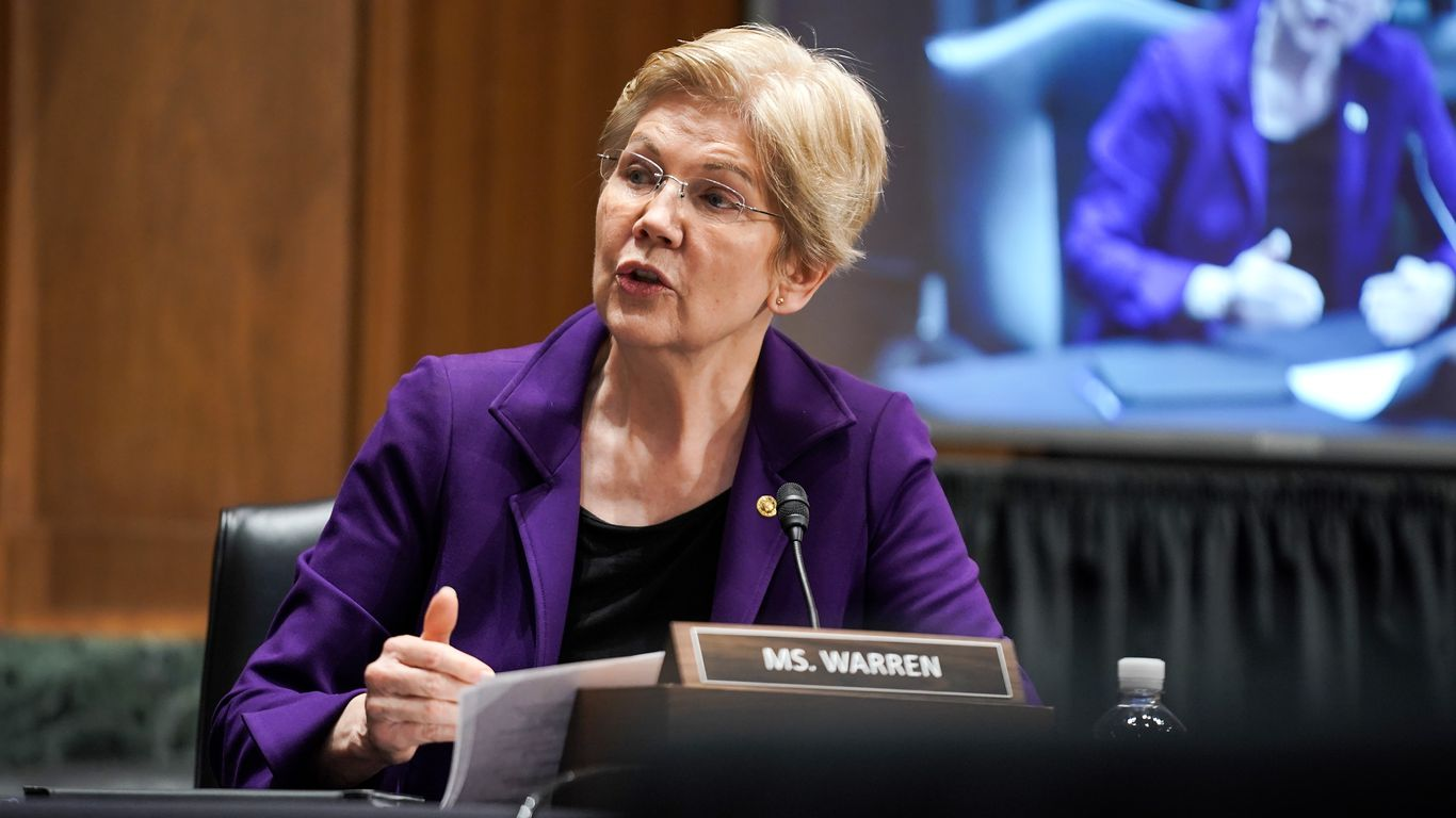 "Sen. Elizabeth Warren introduces ""ultra-millionaire"" wealth tax bill"