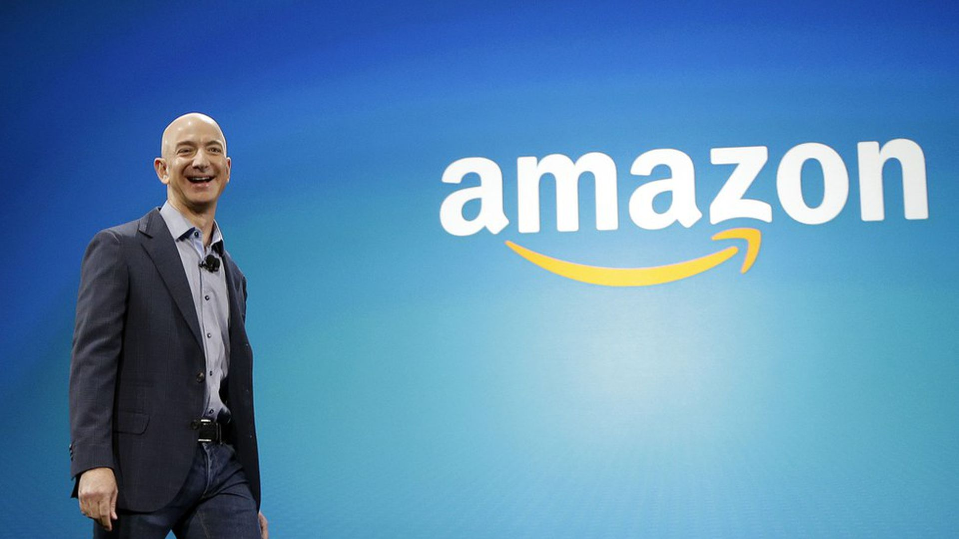 Jeff Bezos passes Bill Gates as world's richest man - Axios