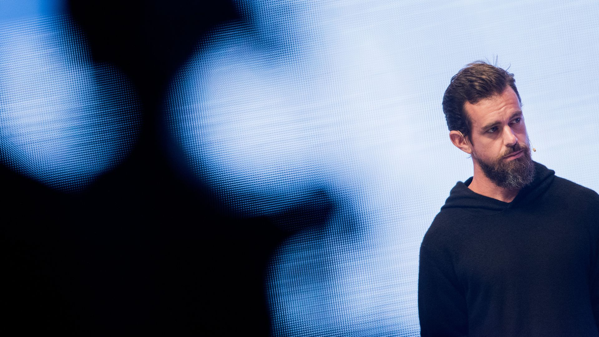 Jack Dorsey, Co-founder and CEO of Twitter. Photo: Rolf Vennenbernd/picture alliance via Getty Images