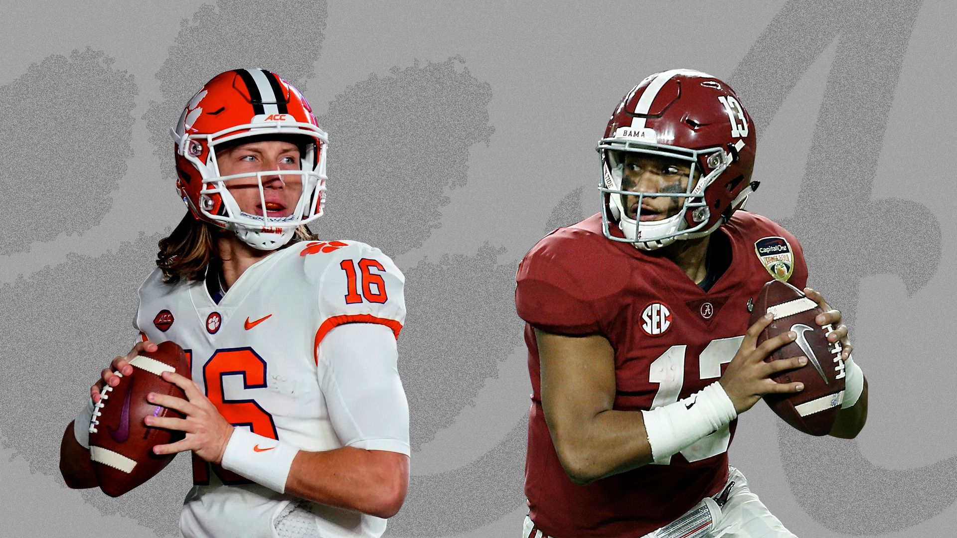 7089d5f0949f1 Clemson vs. Bama takes center stage at media days - Axios