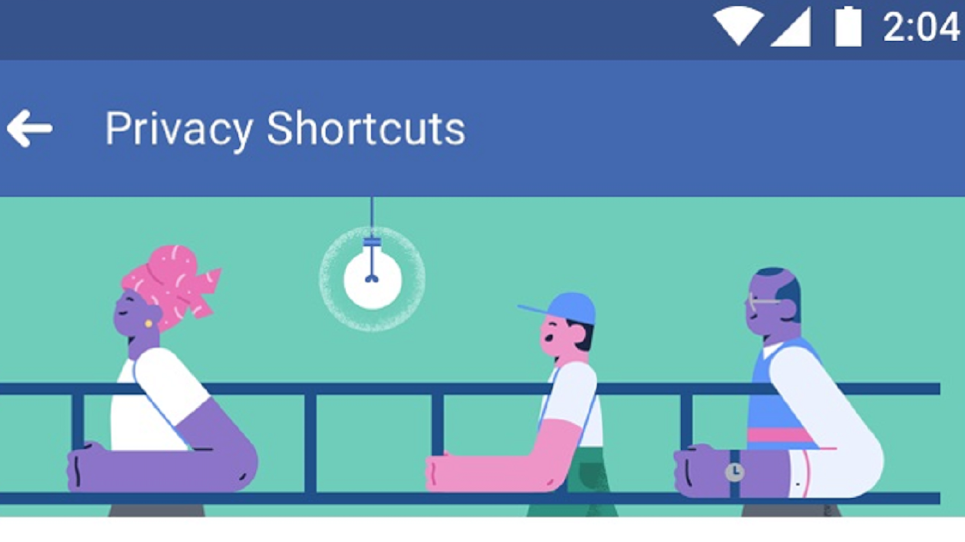 Facebook's new privacy controls