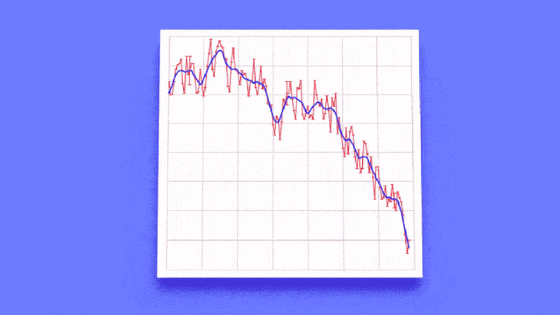 Why climate change is the easiest news to fake - Axios
