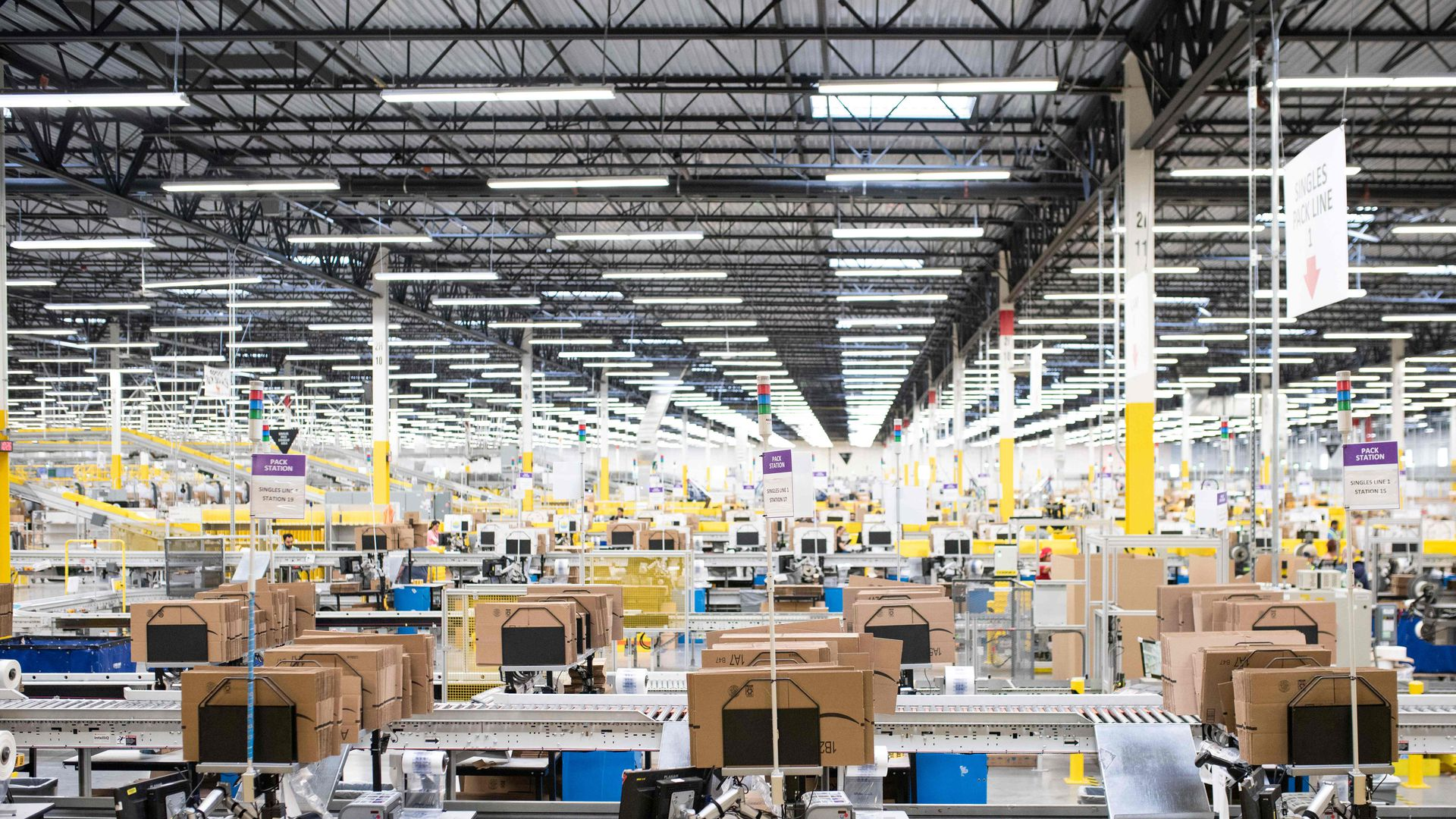 The economic side effects of Amazon's wage hike