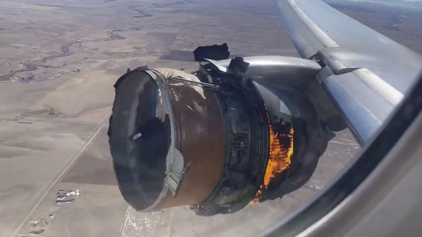 Plane's safe landing recalls Boeing's golden days