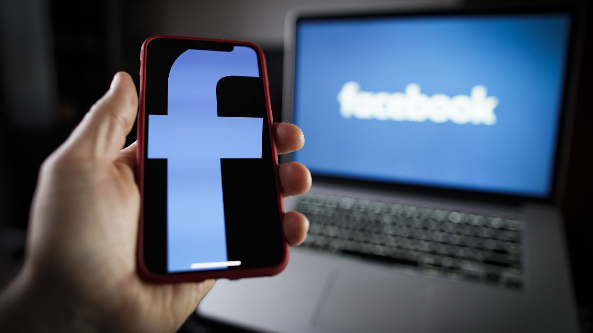 Facebook says local news is the top content pick of its users.