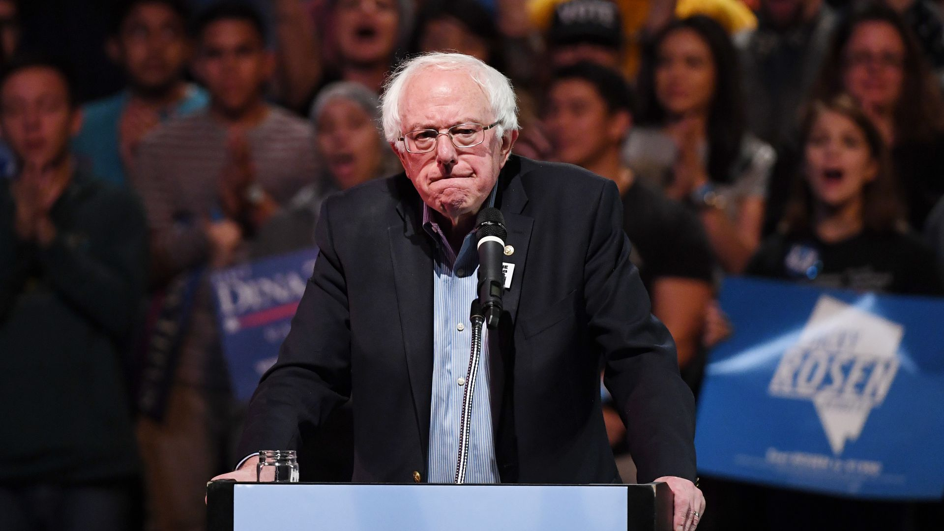Bernie blames midterm losses in Florida and Georgia on white voters