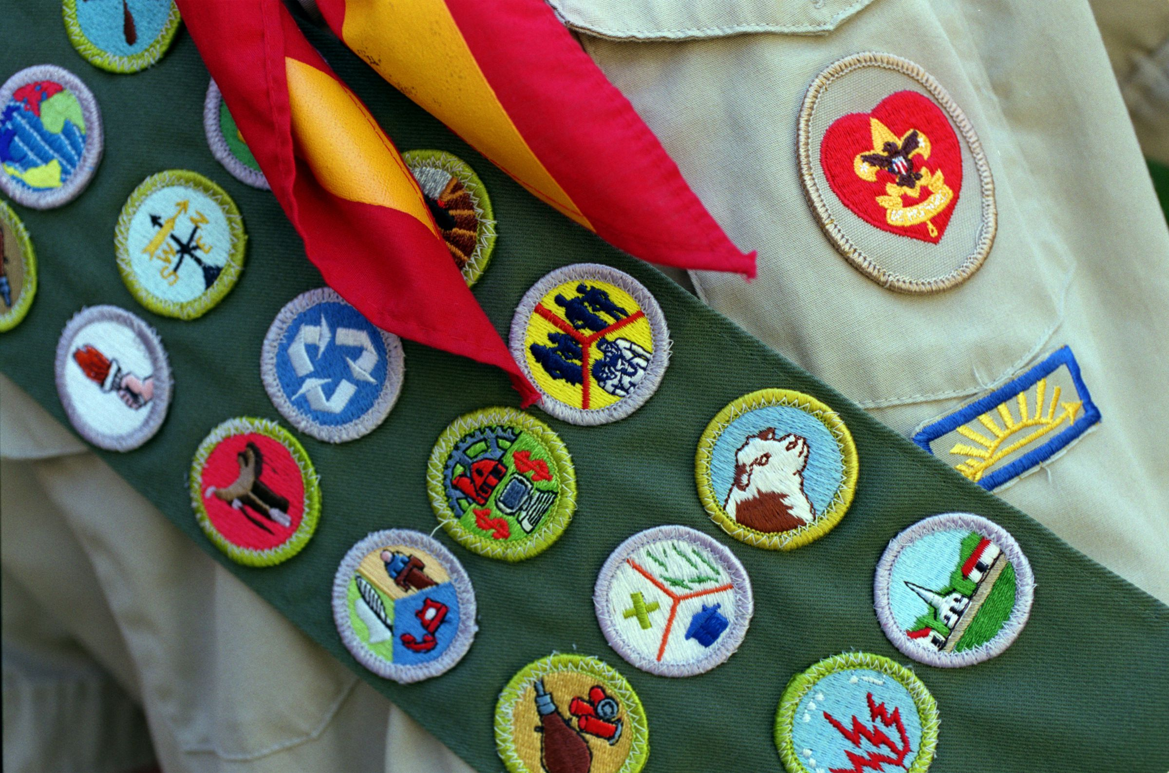 Boy Scouts of America files for bankruptcy - Axios